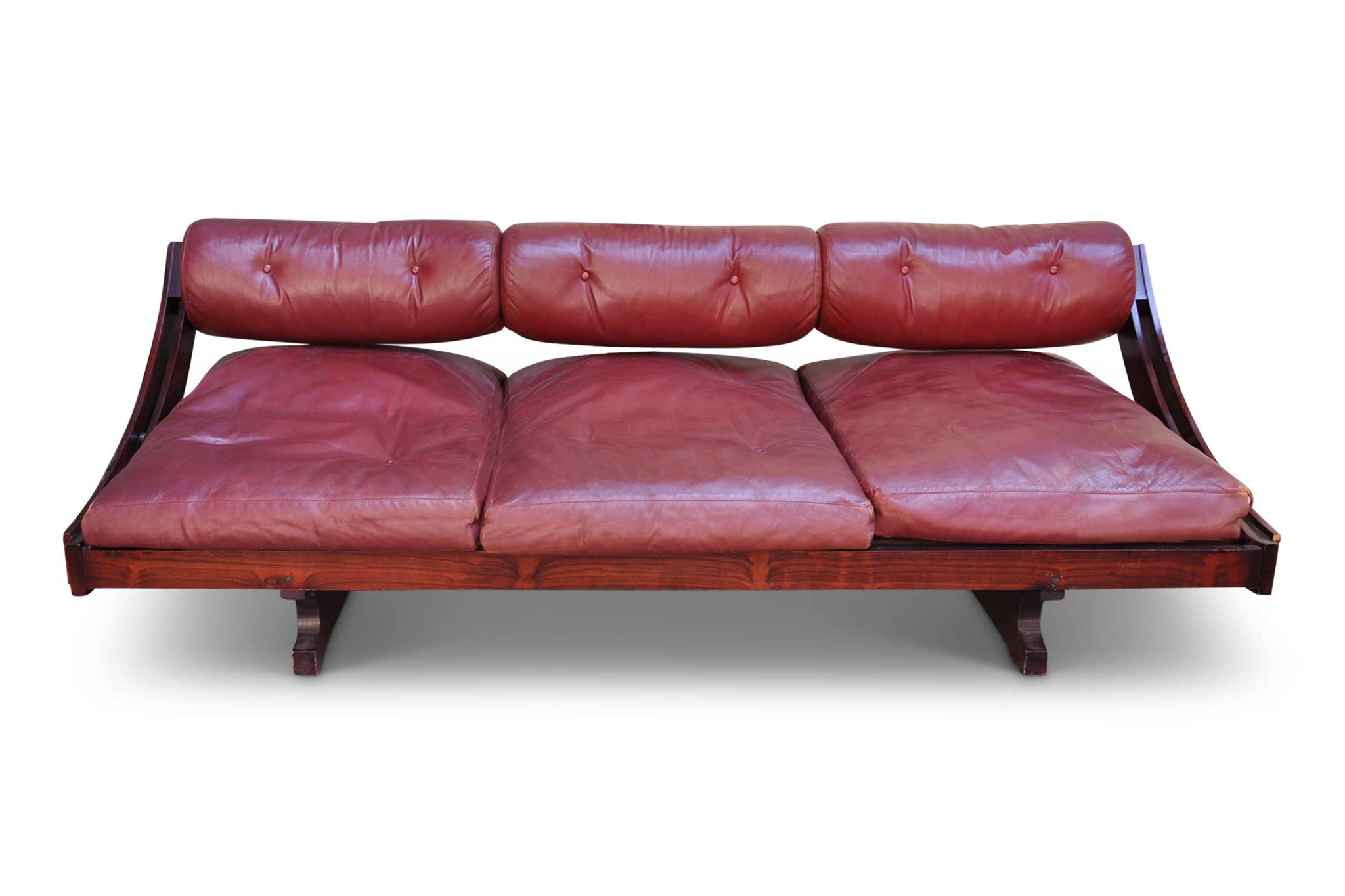 Sofa daybed GS195 Gianni Songia per Sormani 1963