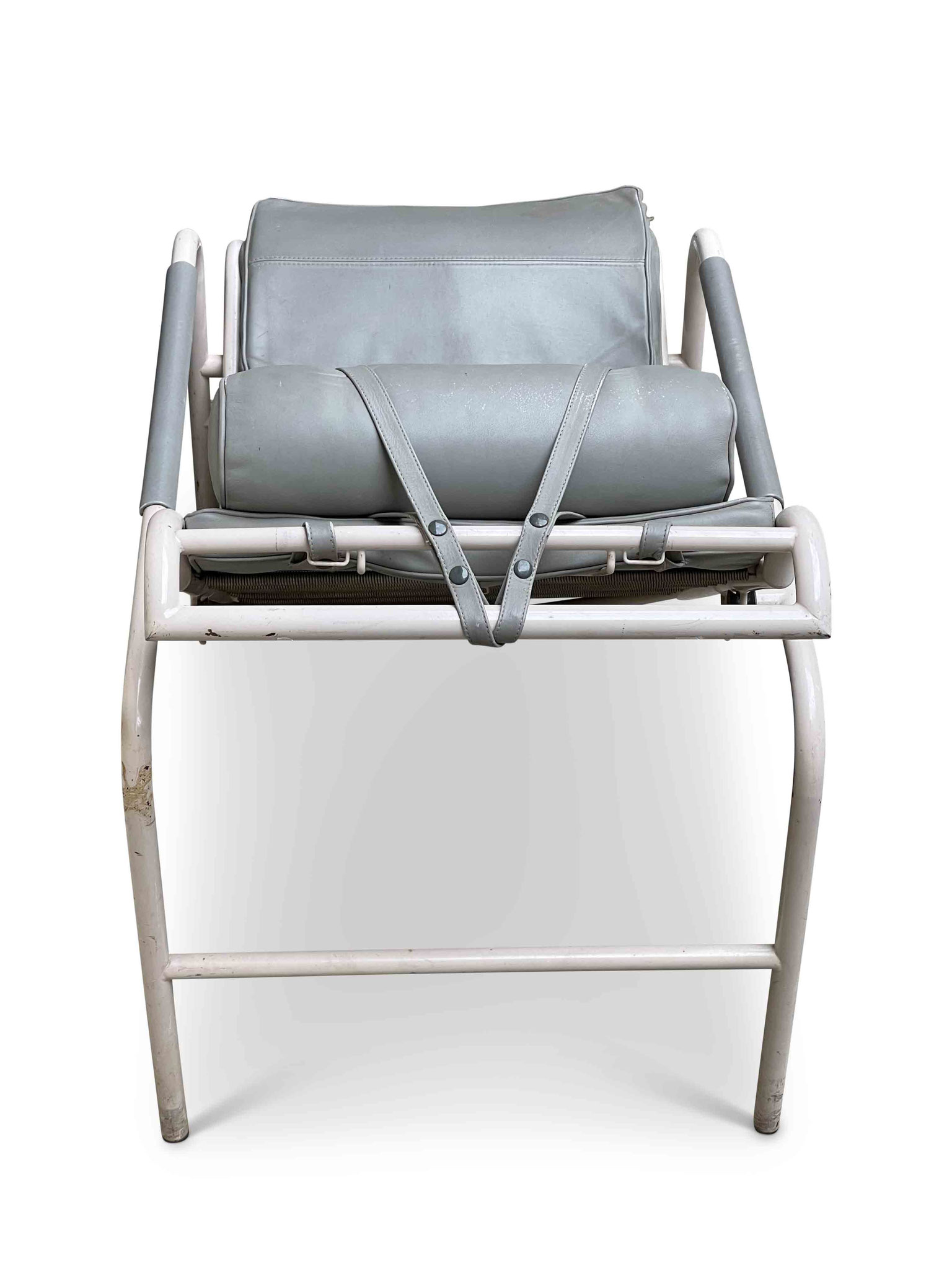 Genni chaise longue Gabriele Mucchi Zanotta