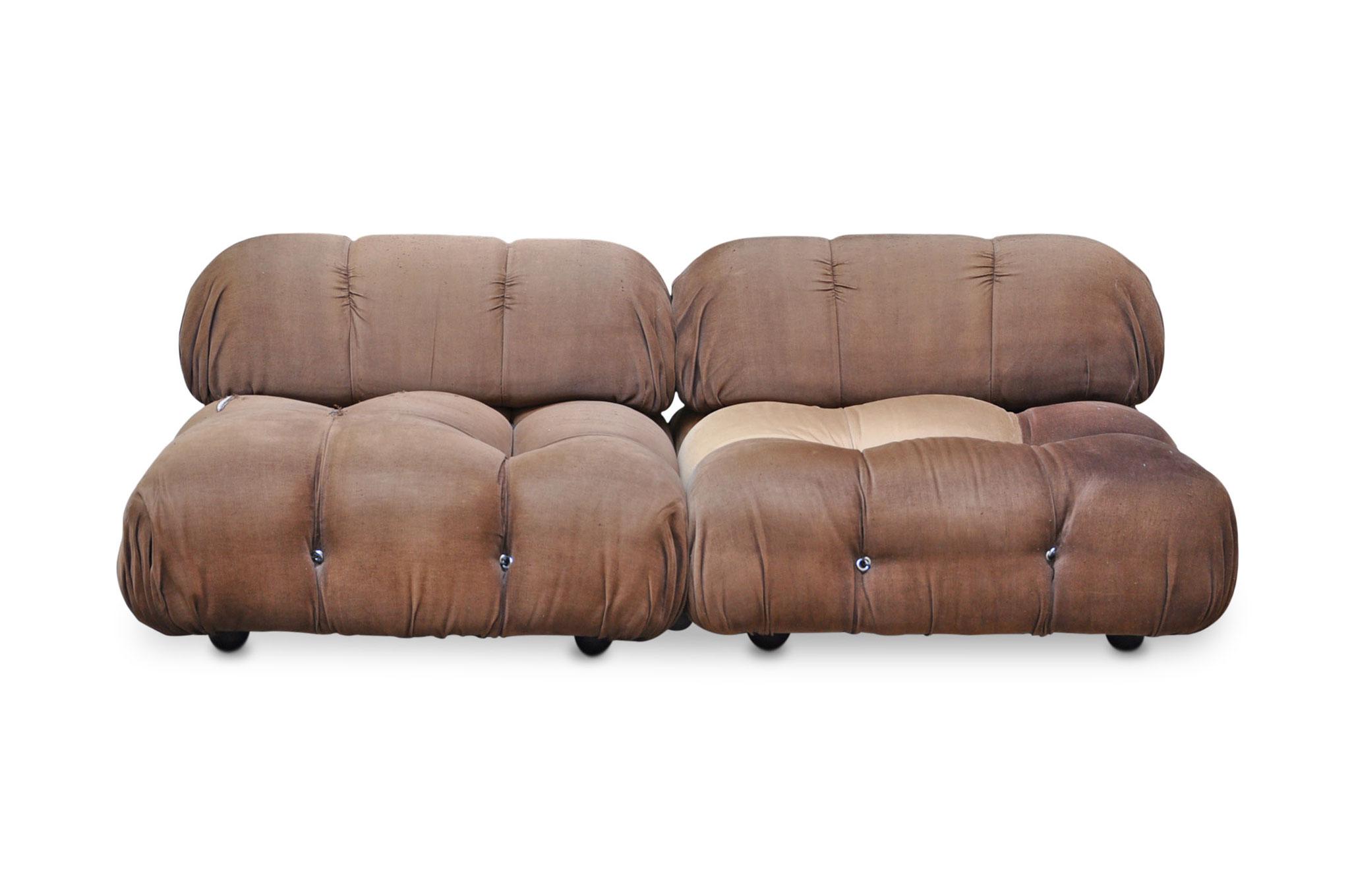 camaleonda sofa mario bellini