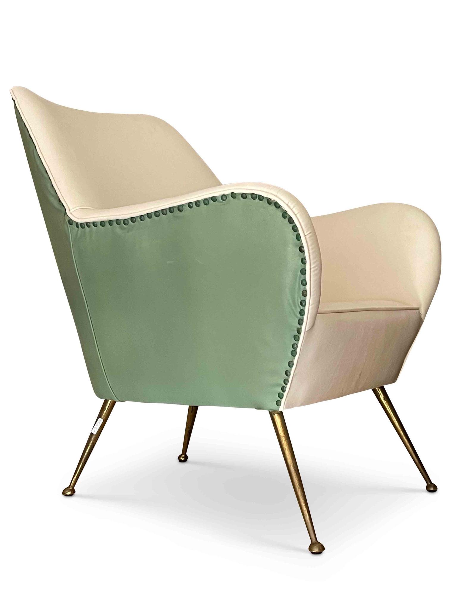 midcentury italian chair