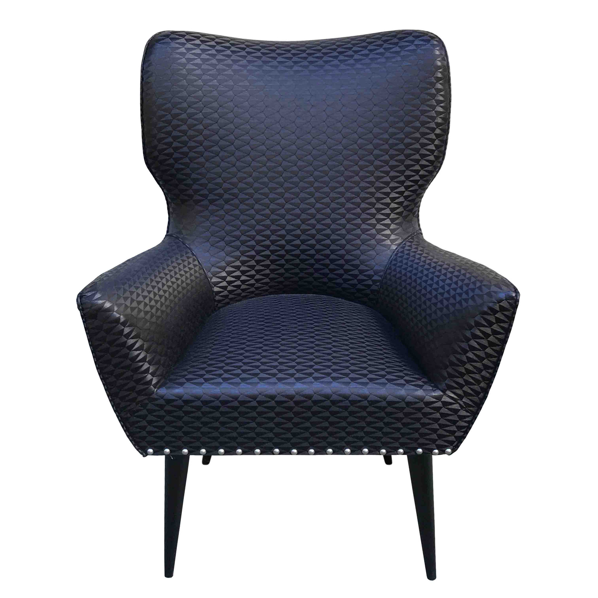 mid century modern chair 1950s
