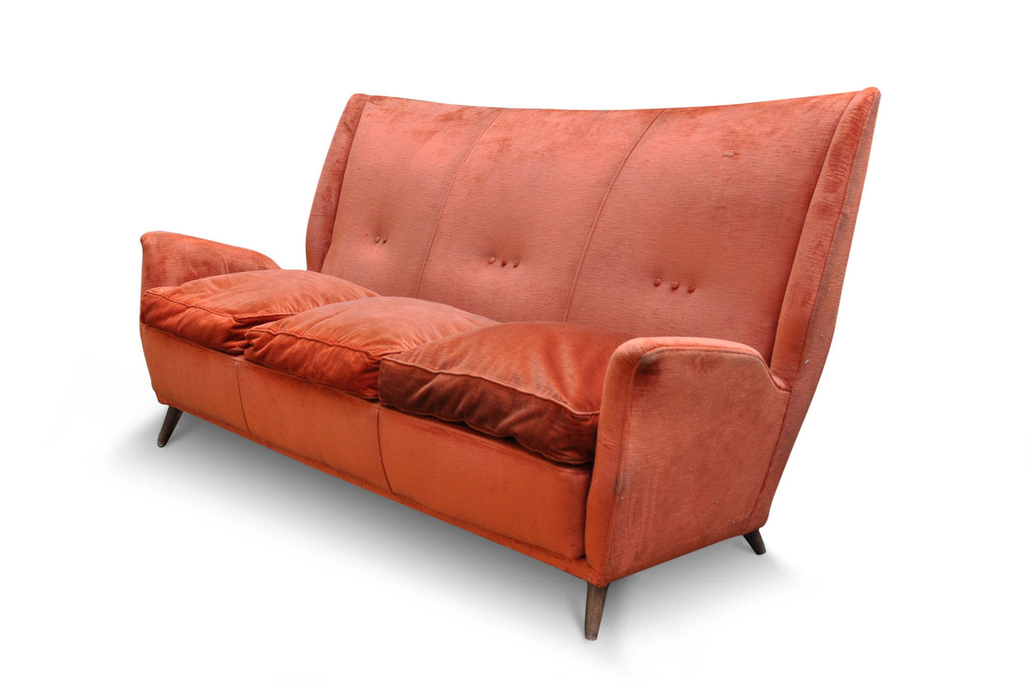 vinta sofa Gio Ponti