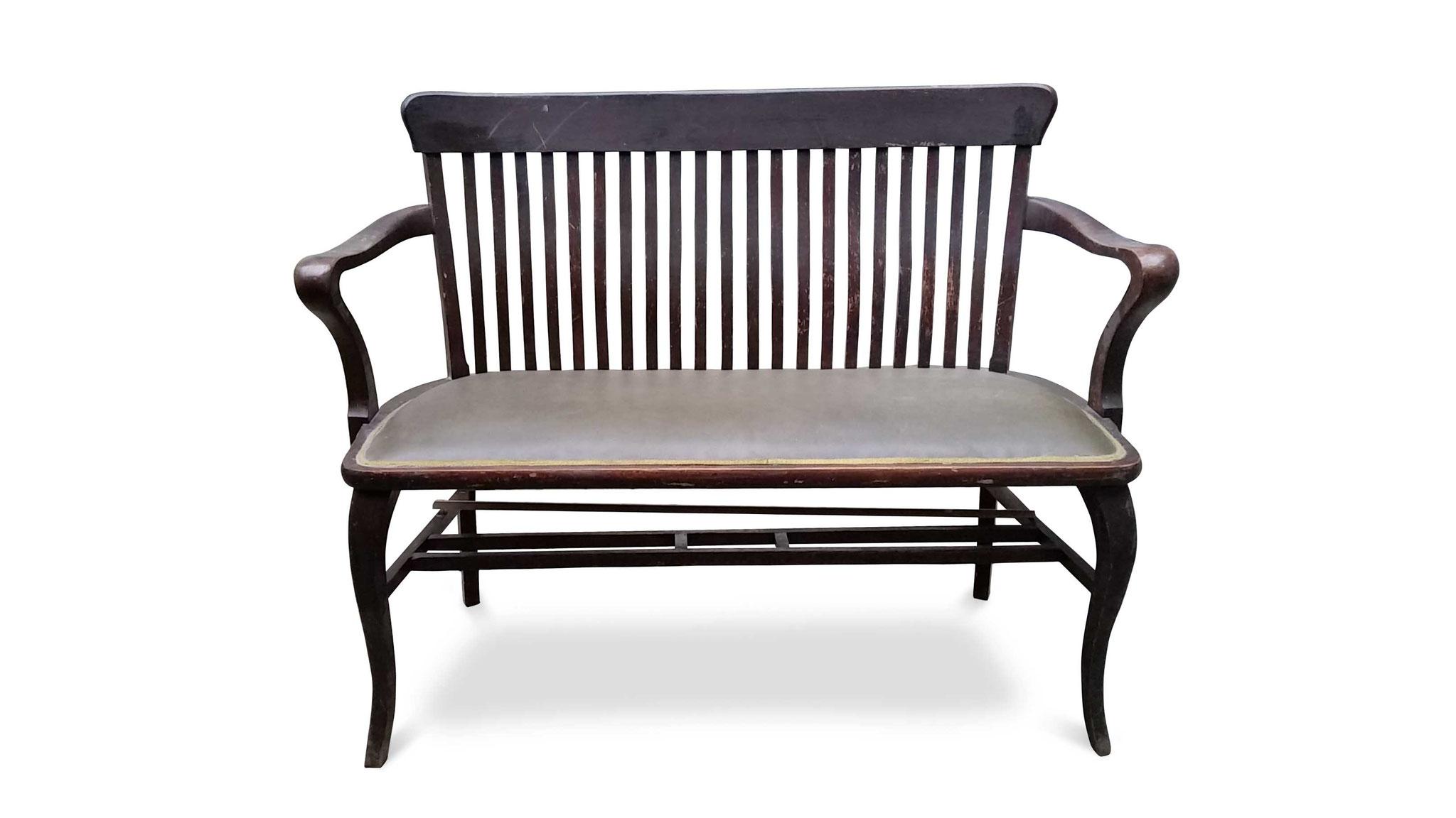 Divanetto vintage anni 30 italian vintage sofa for Divani stile anni 30