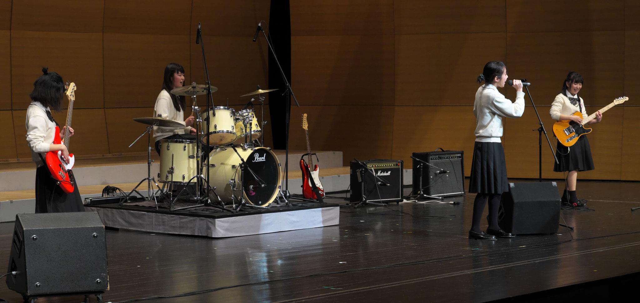 軽音 西の京高校軽音楽部