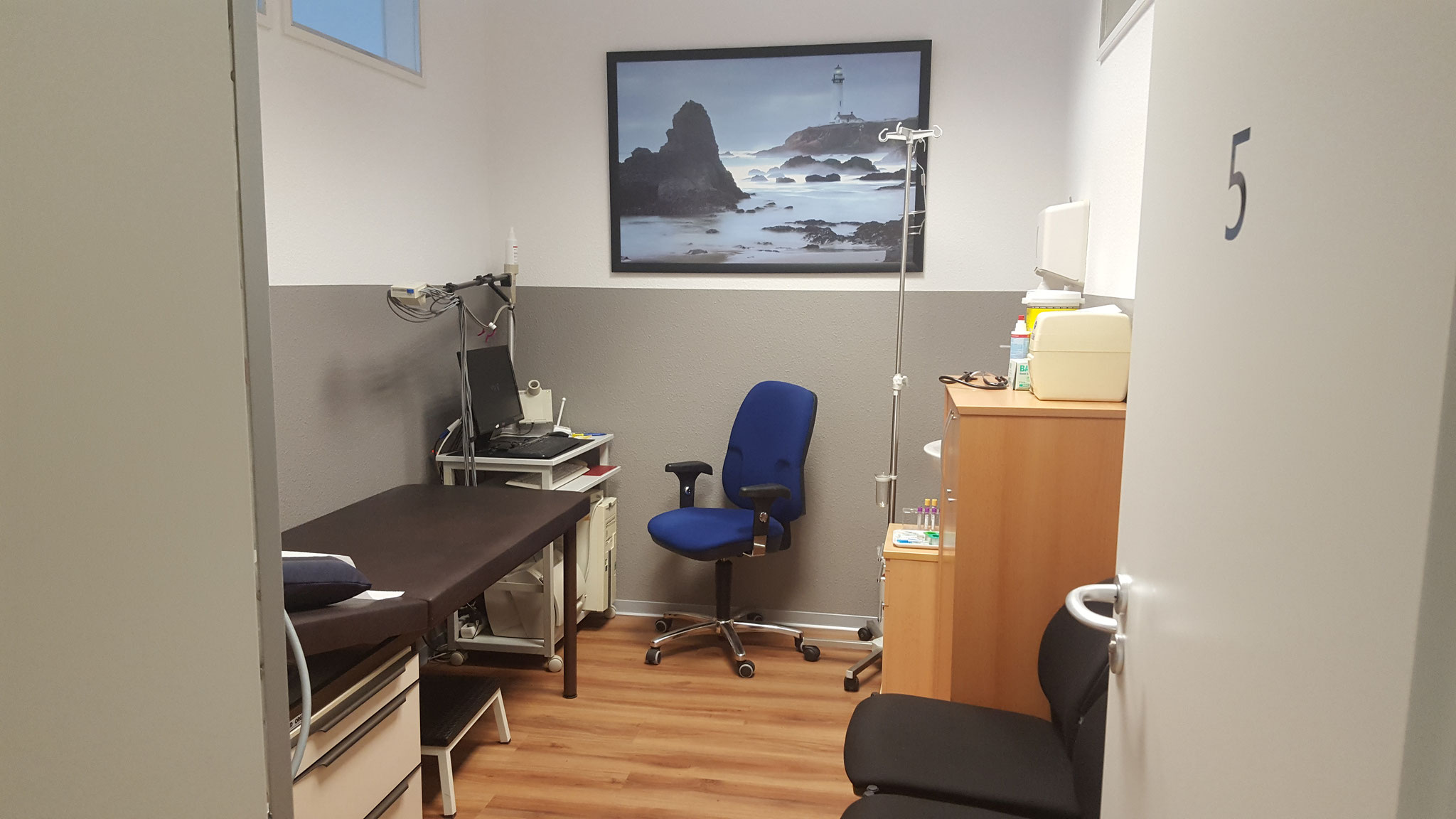 EKG-Zimmer