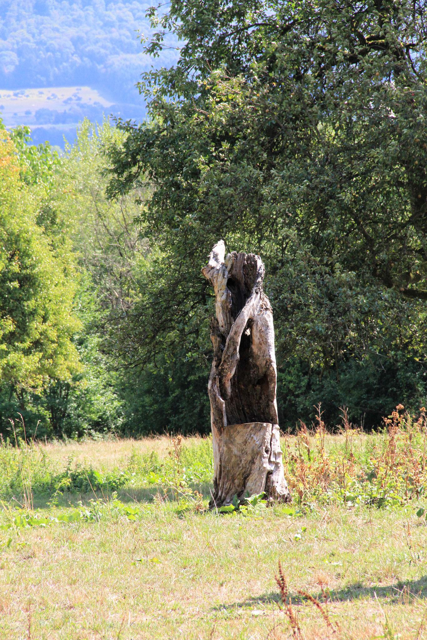 Eine Skulptur?