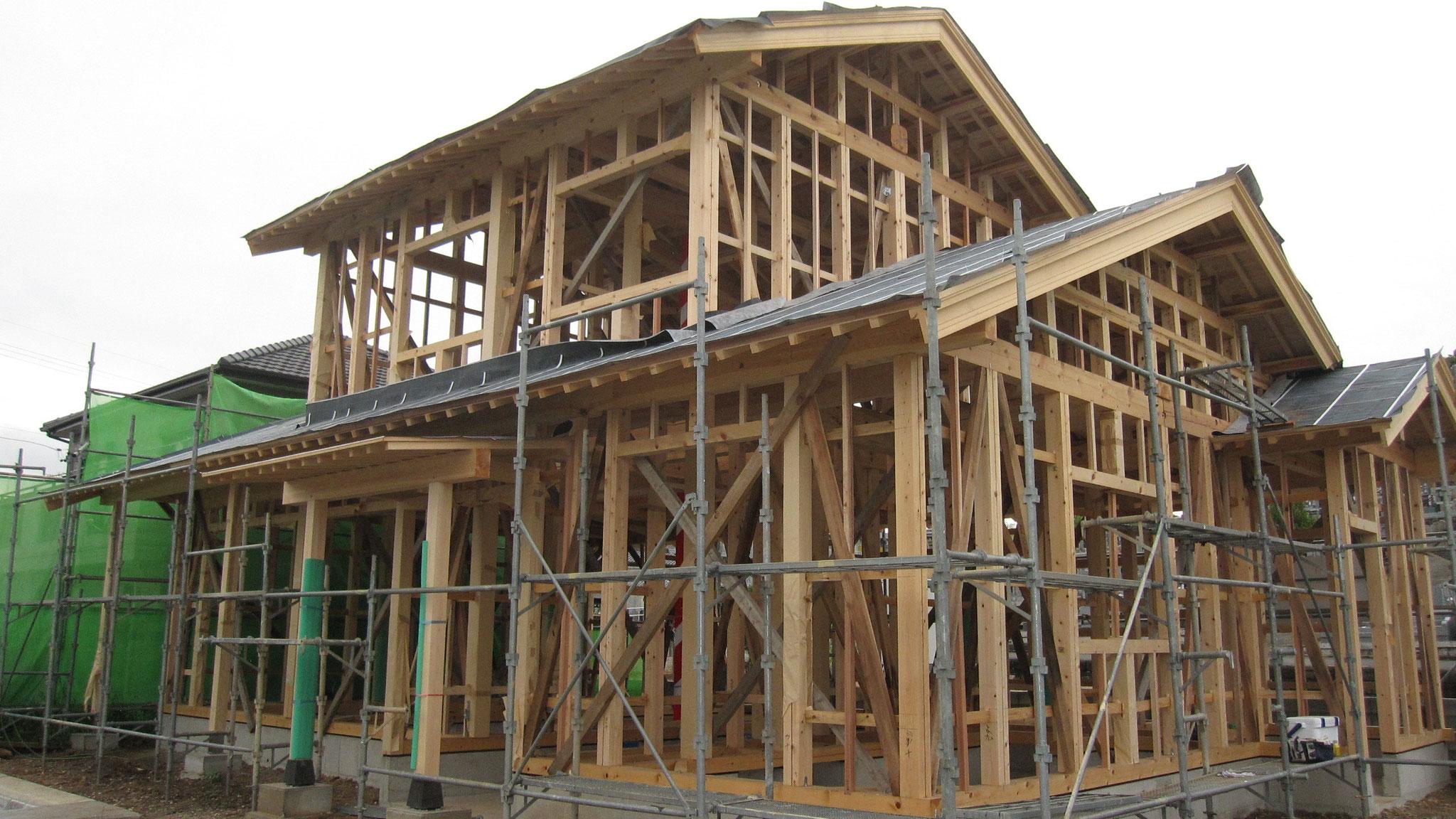 A邸新築工事(和洋住宅)