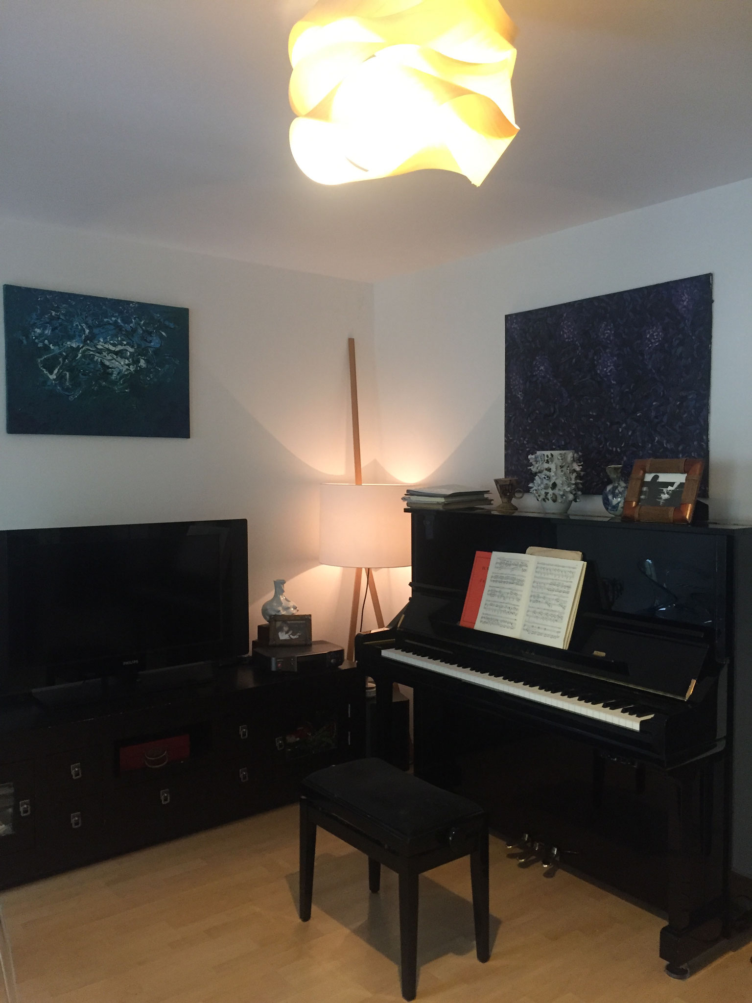 Standort für Klavierunterricht in 81675 München-Haidhausen (München-Ost)