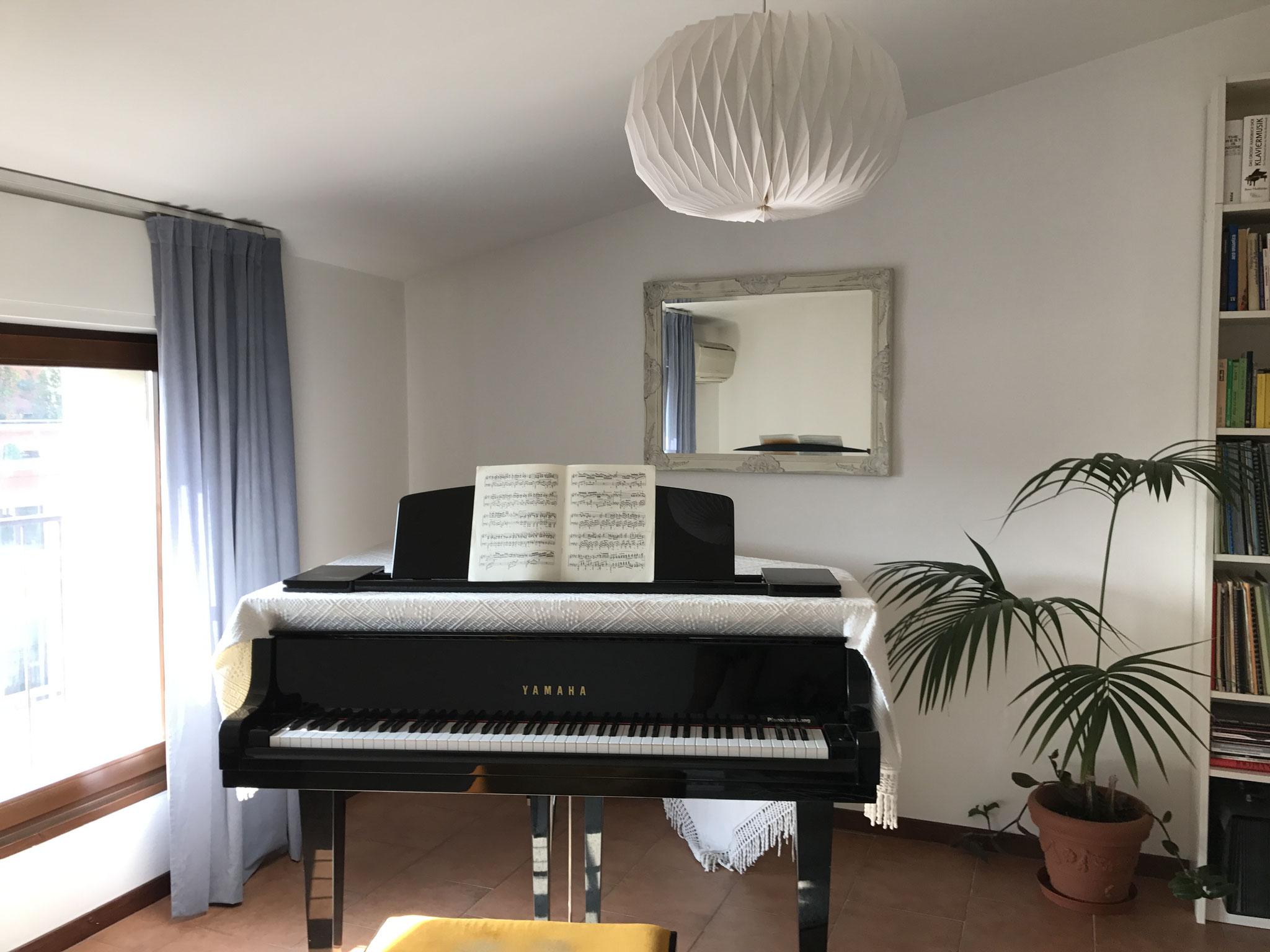 Standort für Klavierunterricht in 80469 München-Glockenbachviertel