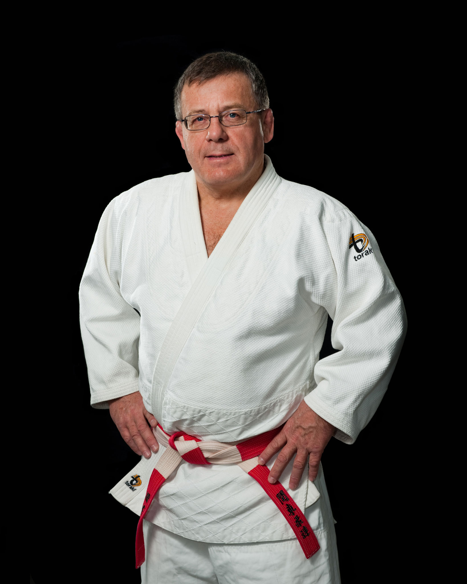 Sensei Yves Landry, Rokudan et co-fondateur du club