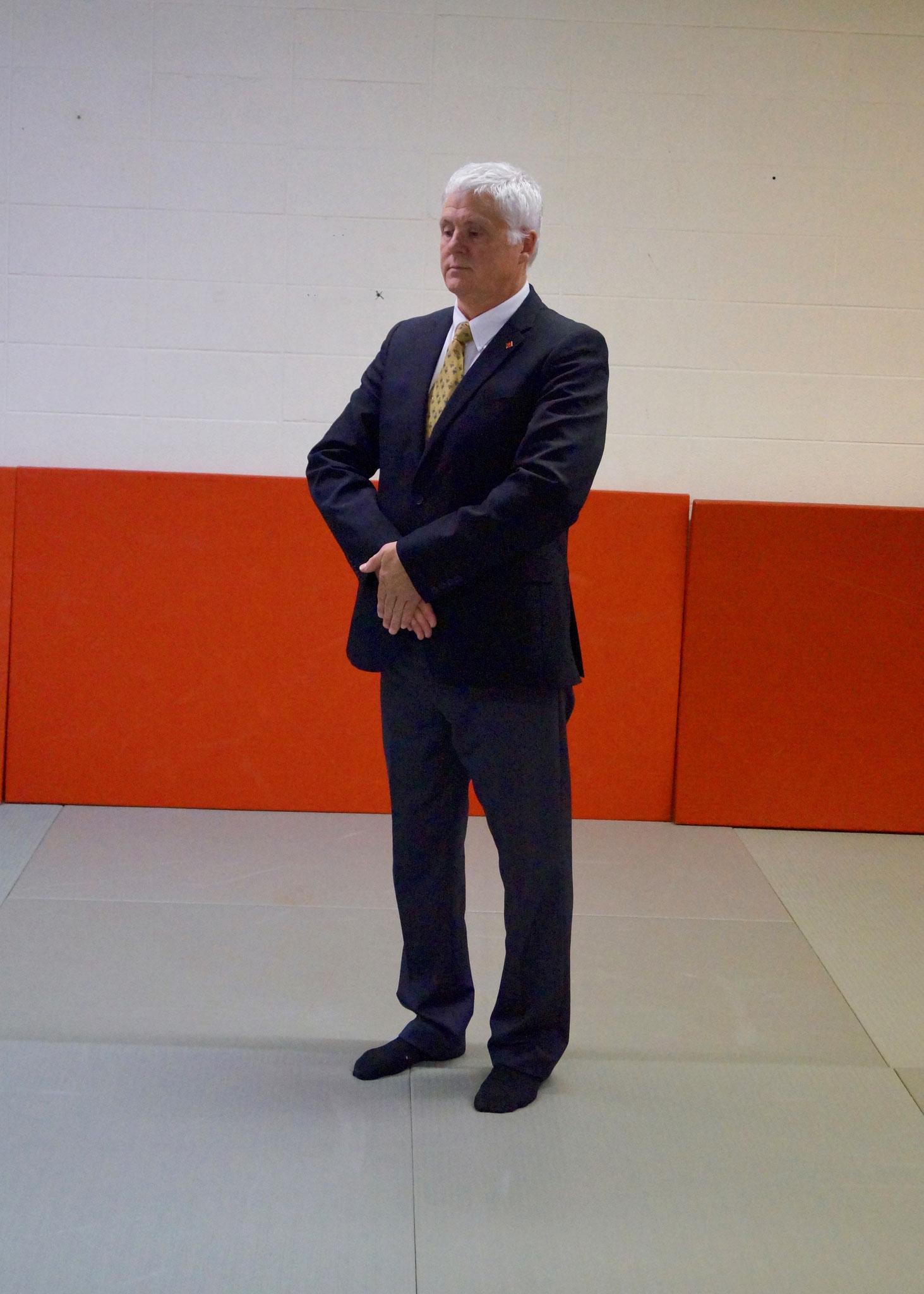 Habillement ou remettre son judogi avec sa ceinture correctement