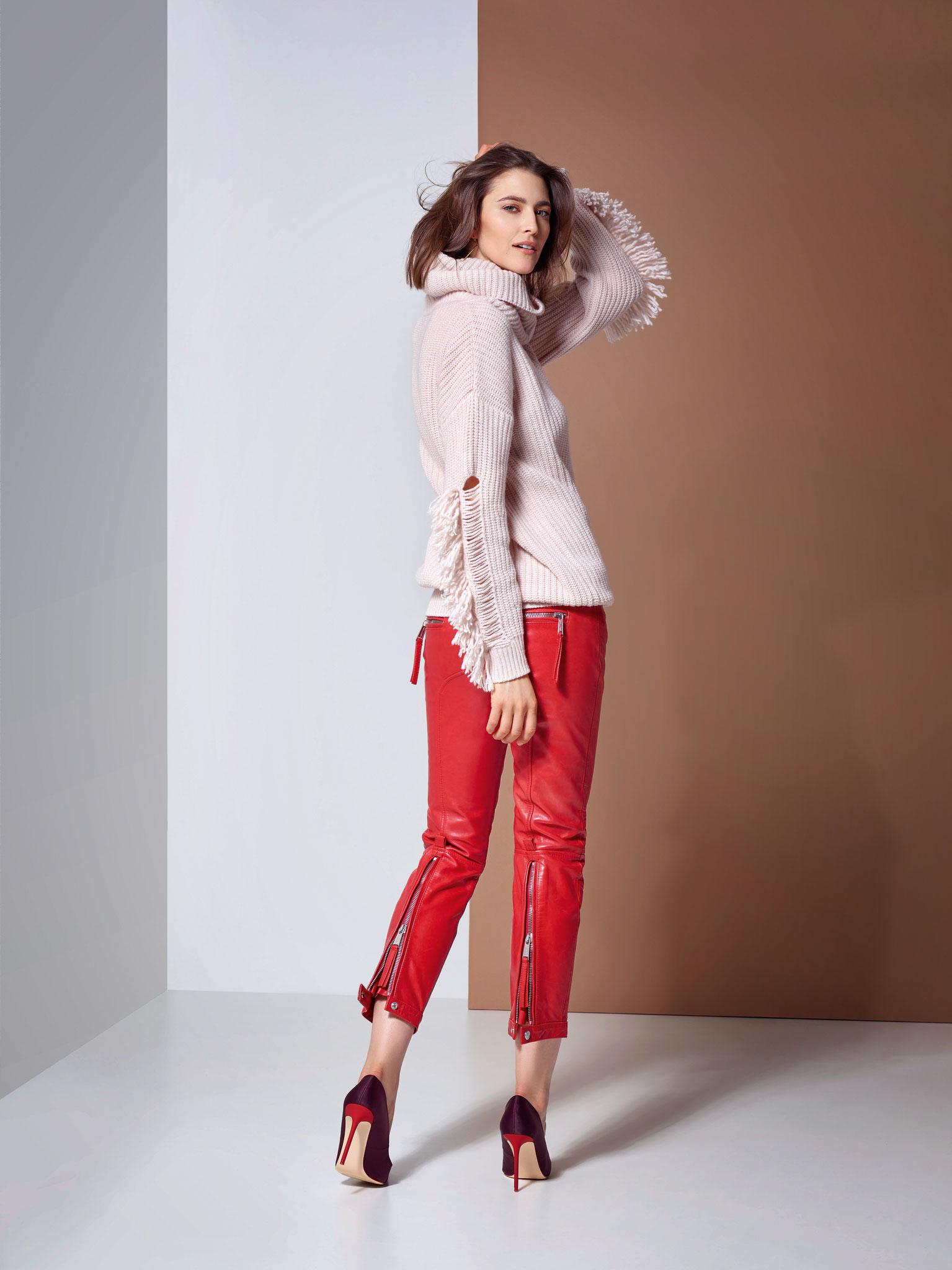Esisto Herbst Winter 2018 Cashmere Mode neu