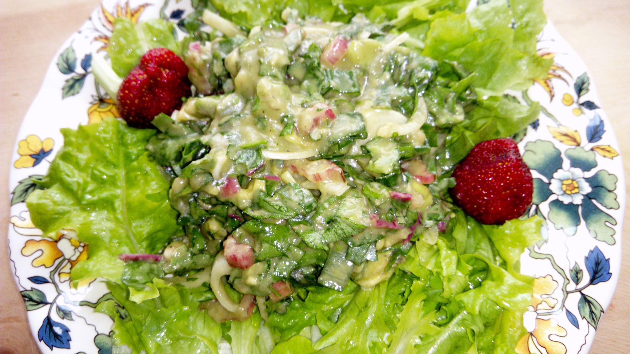 Mangoldsalat