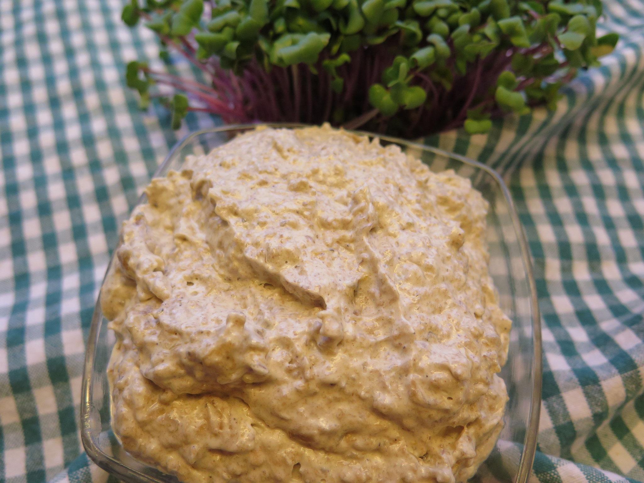 Apfel-Zwiebel-Butter