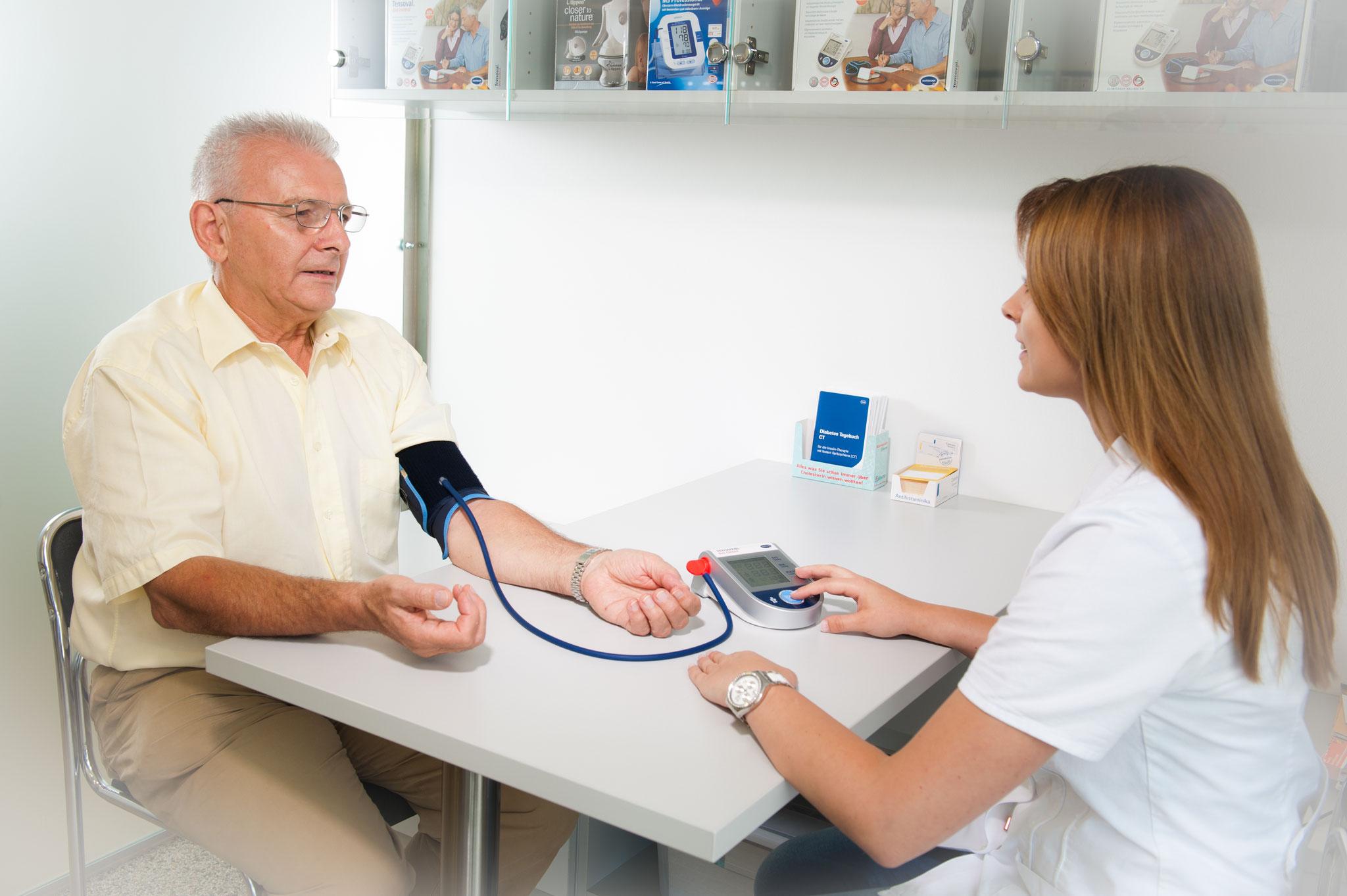 Blutdruck, Blutzucker & Co