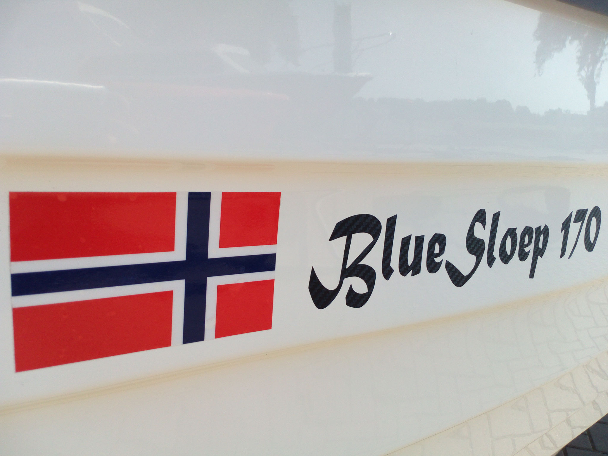 Blue Sloep 170 11