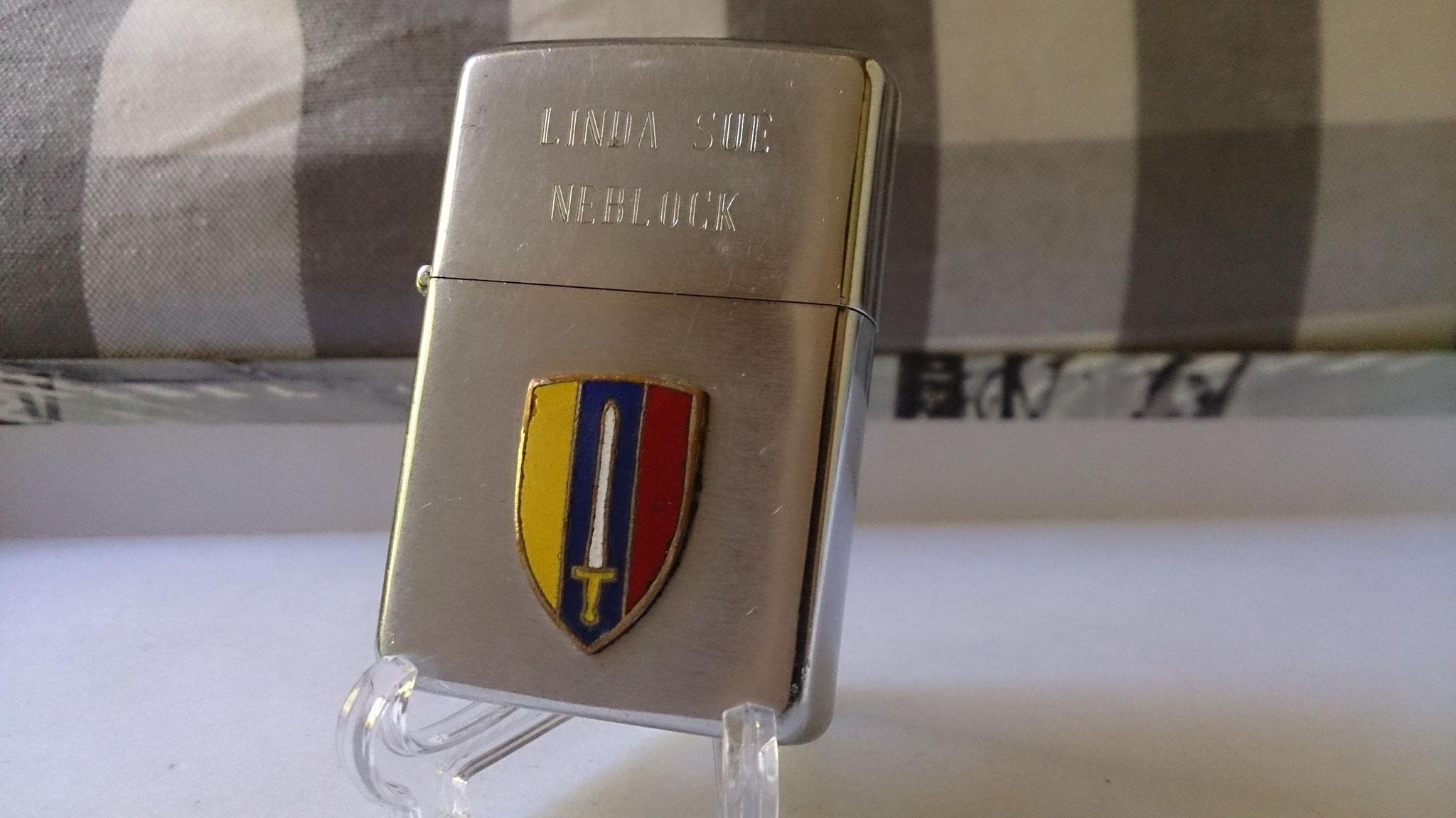 Zippo USARV Emblem von 1969