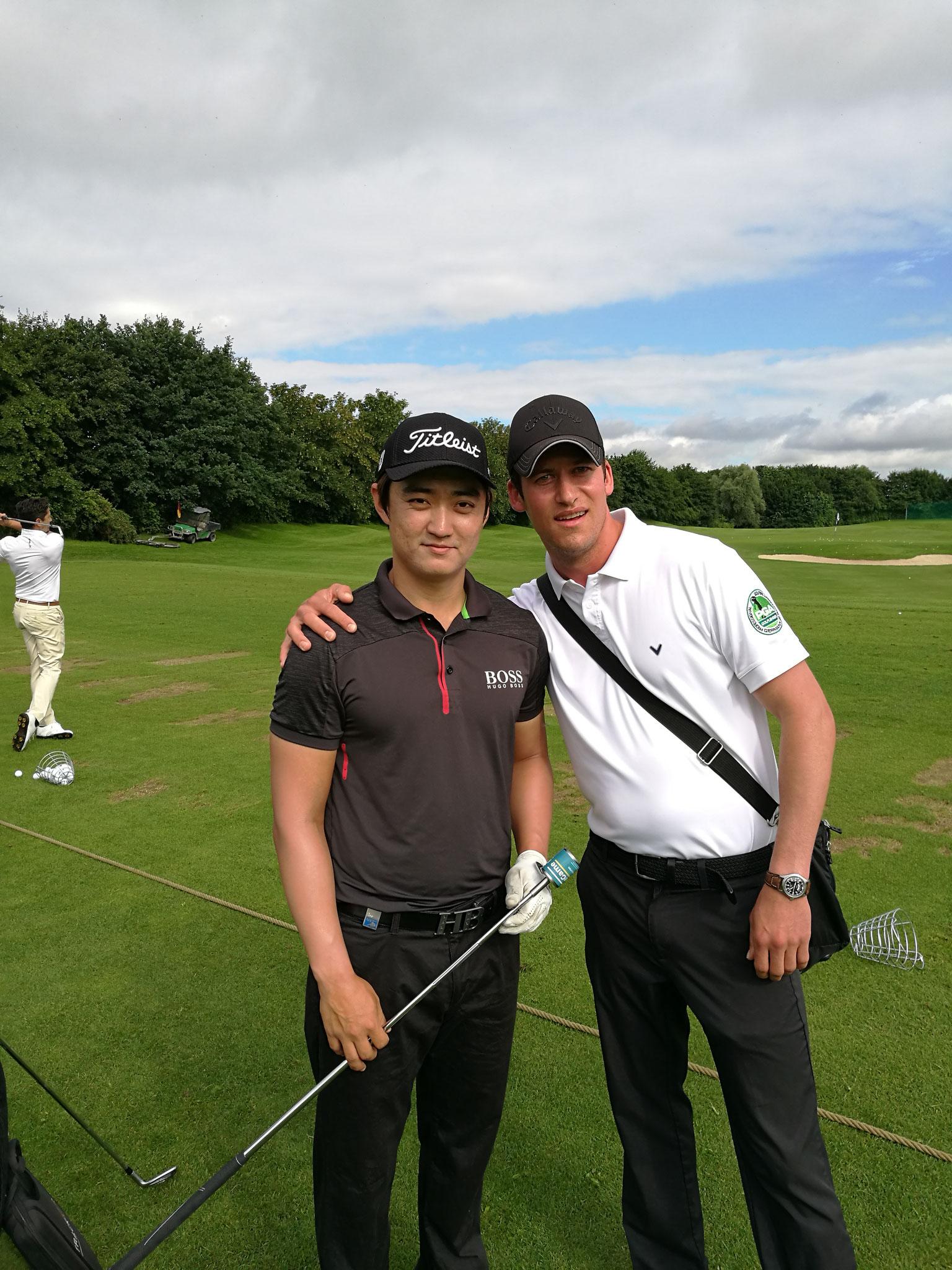 Jin Jong, Australasia Tour Player