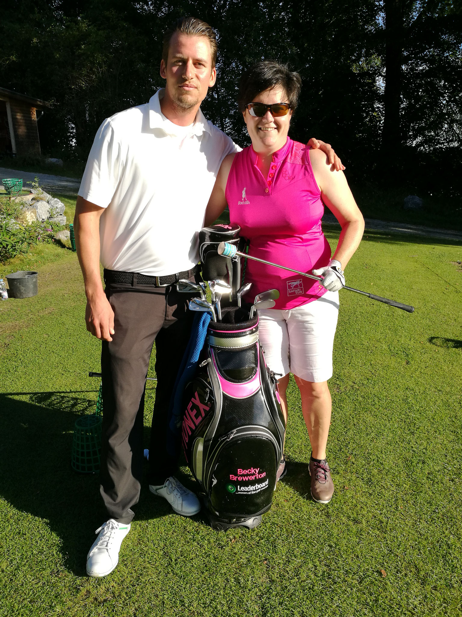 Becky Brewerton, Ladies European Tour Winner