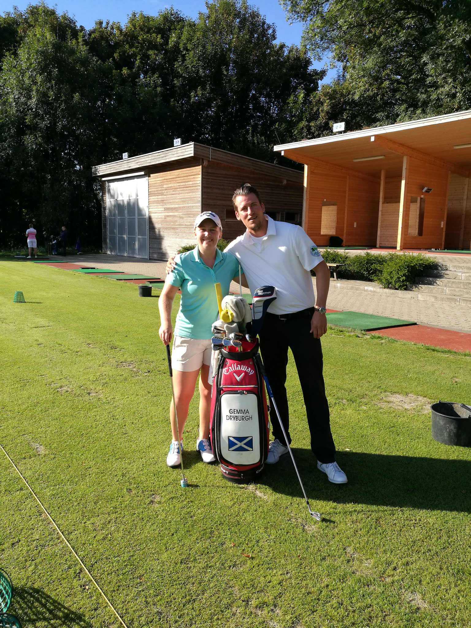 Gemma Dryburgh, Ladies European Tour Player