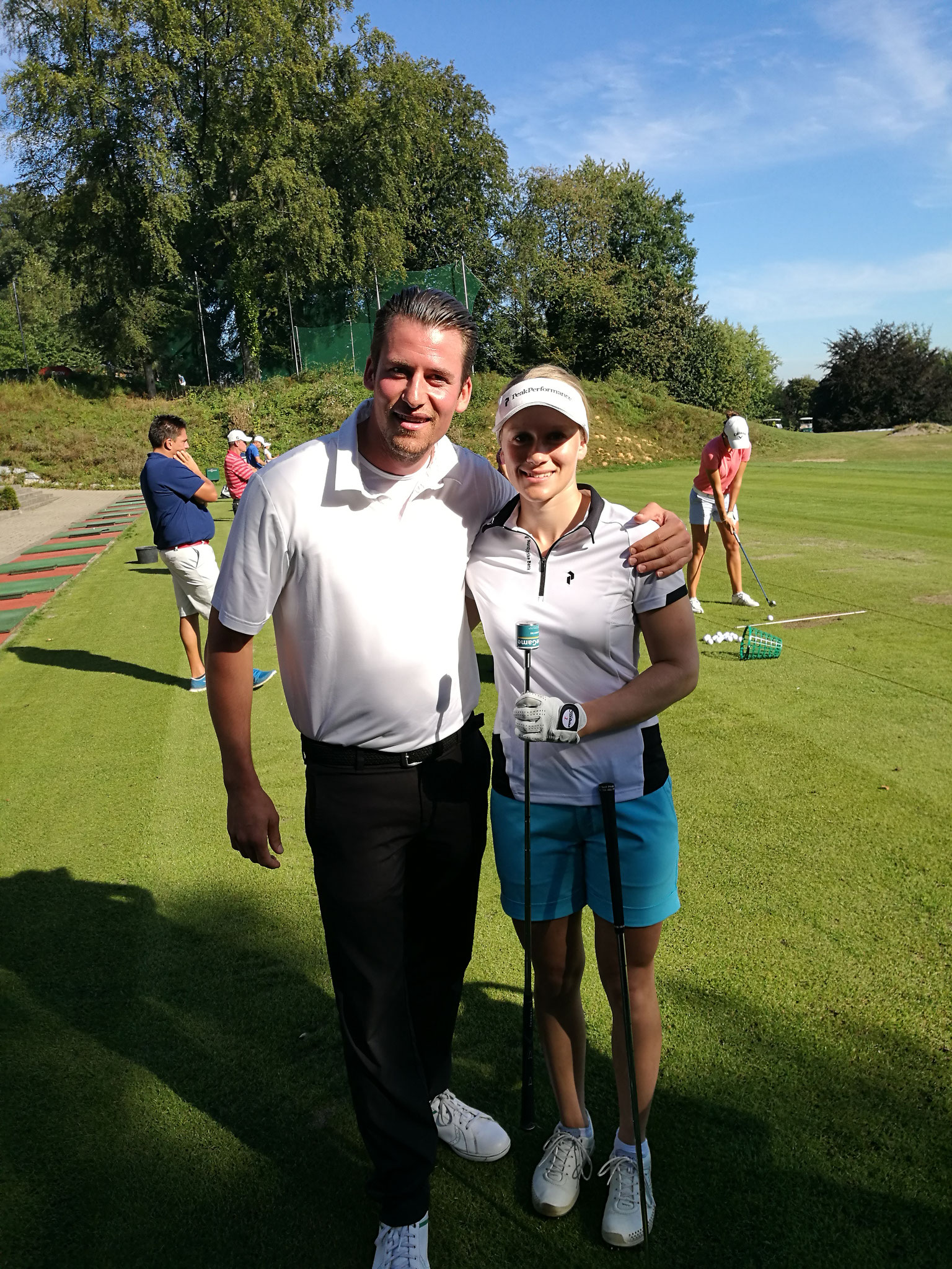 Daisy Nielsen, Ladies European Tour Player