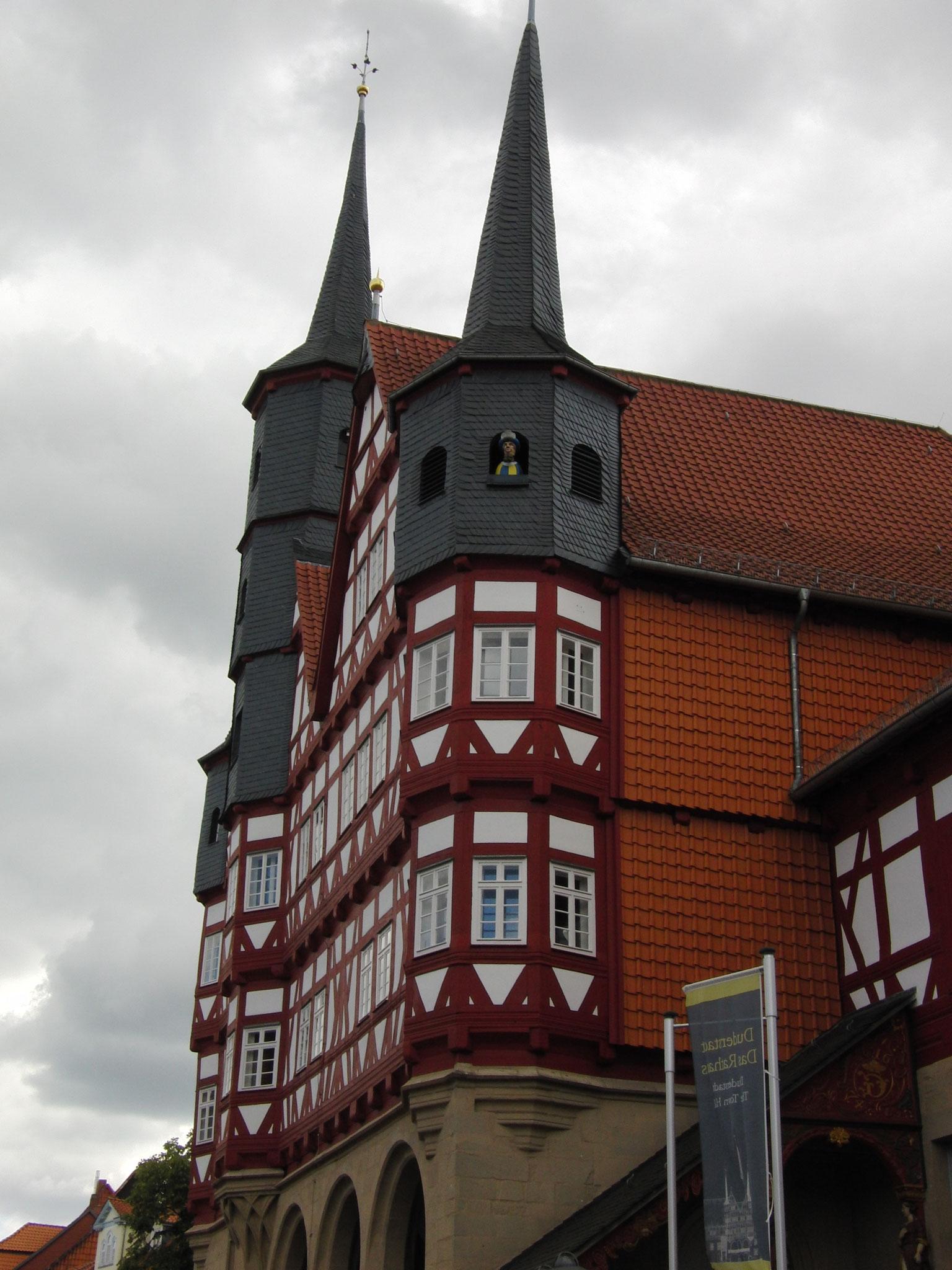 Das Duderstädter Rathaus
