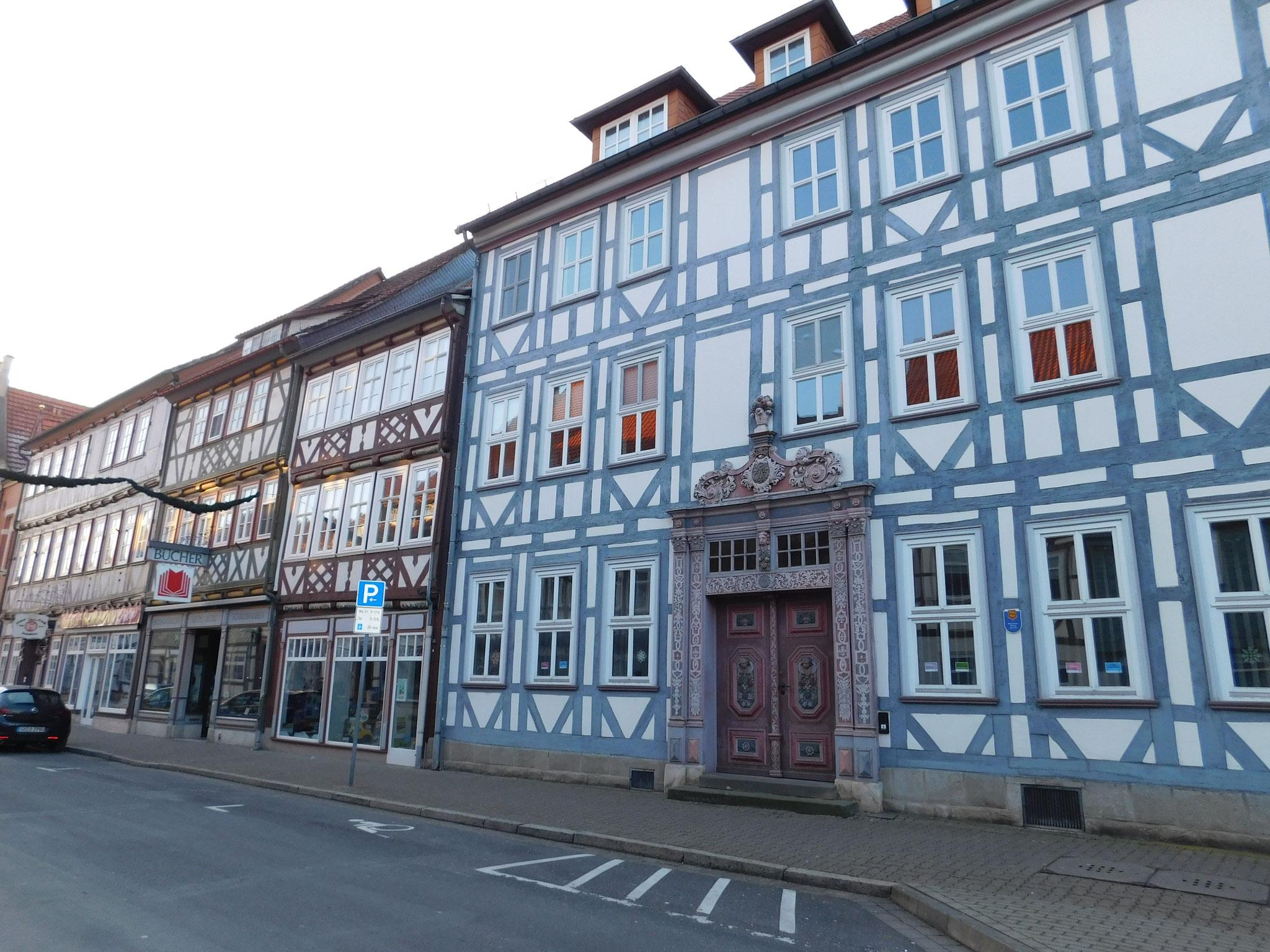 Architektur historischer Gebäude