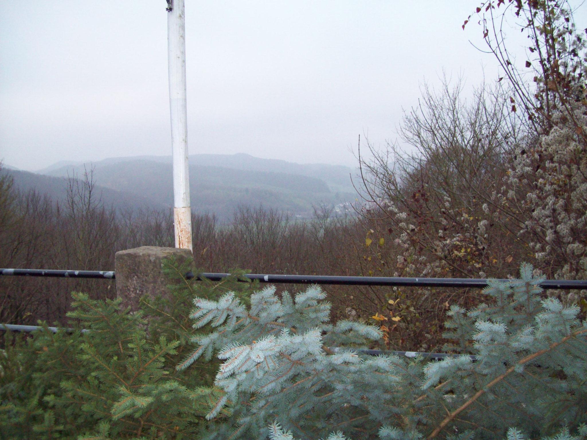 Ausblick von Burg Ludwigstein