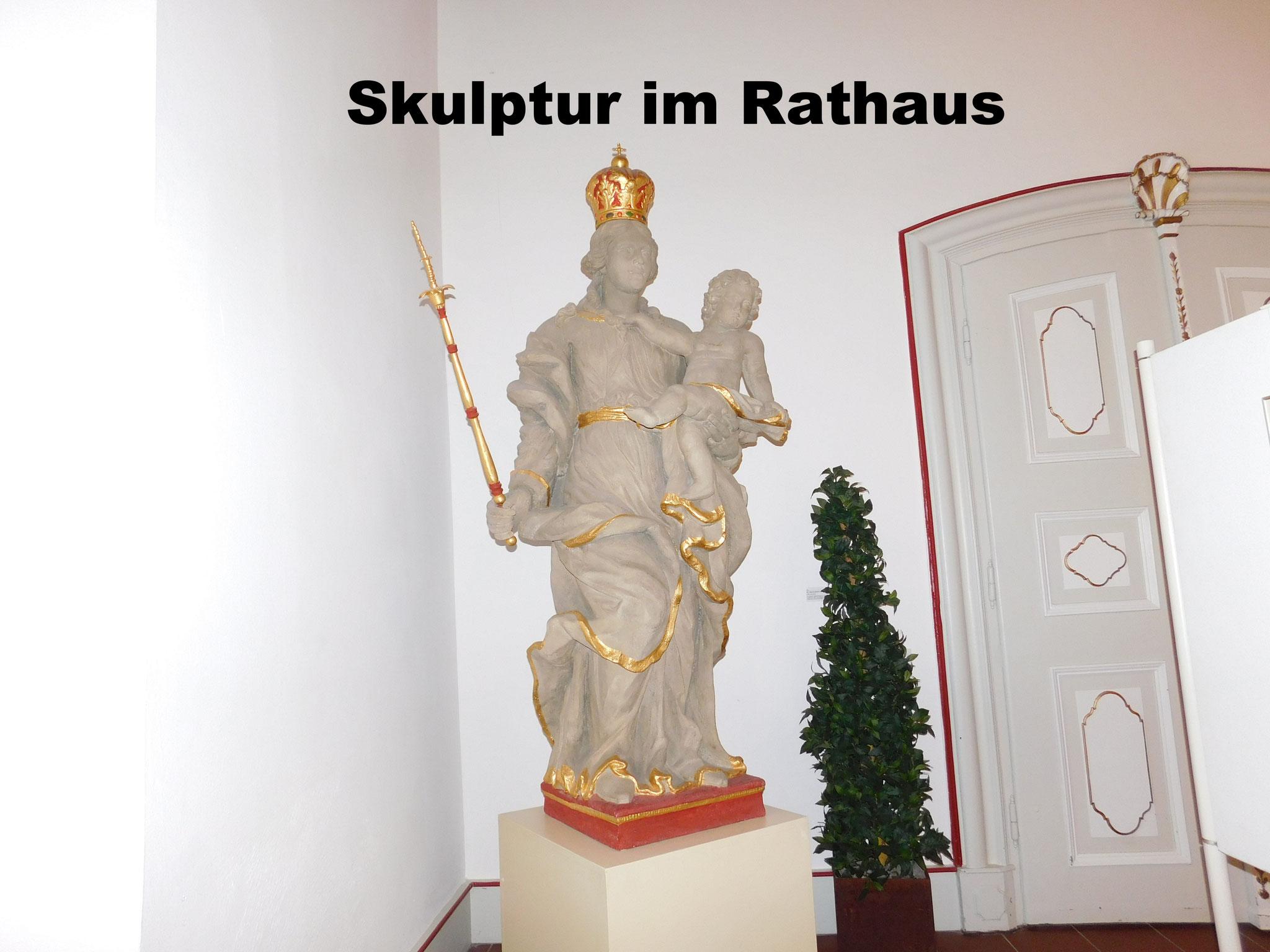 Mit das älteste Rathaus Deutschlands