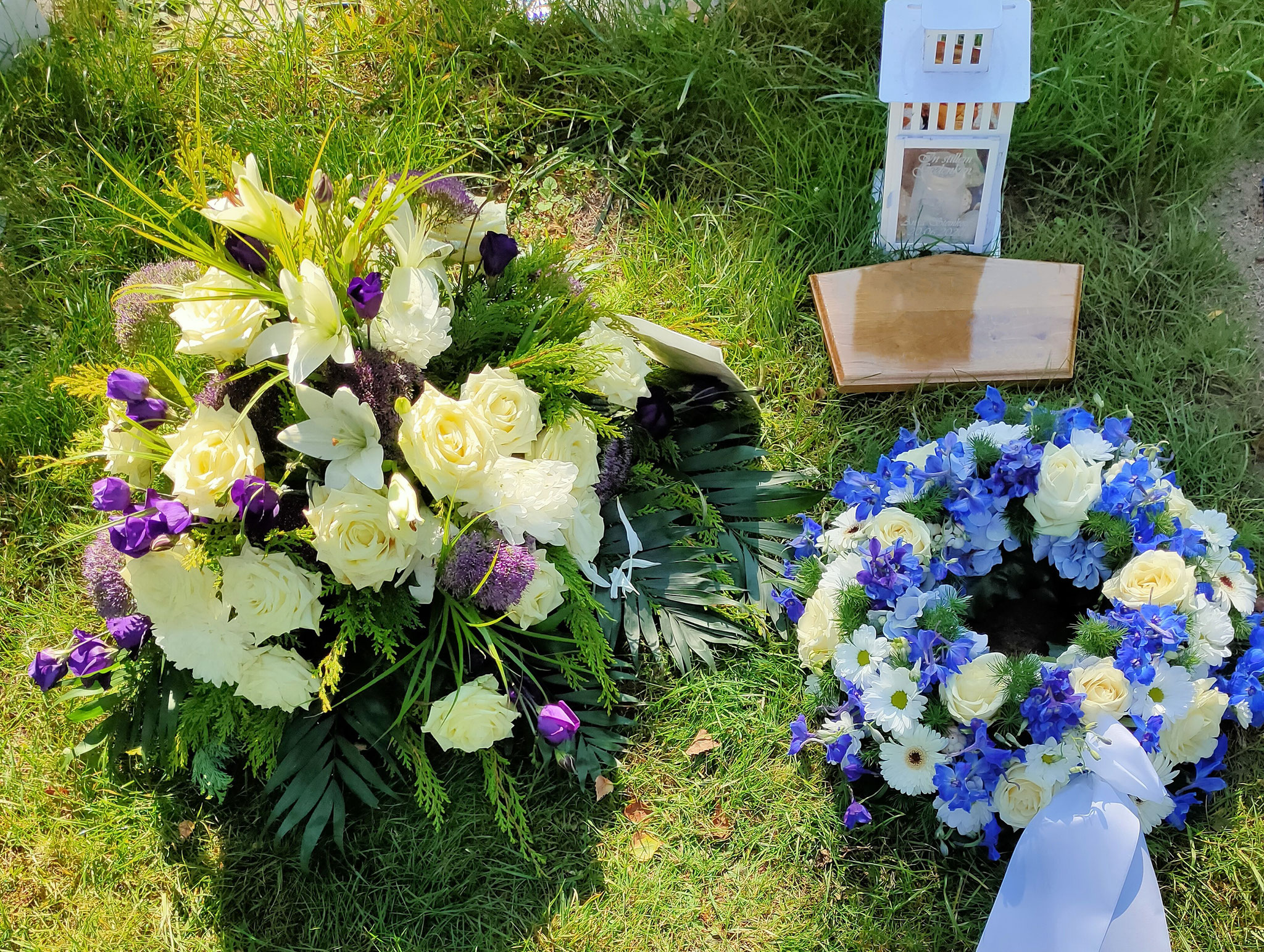 Beerdigung Waldbestattung