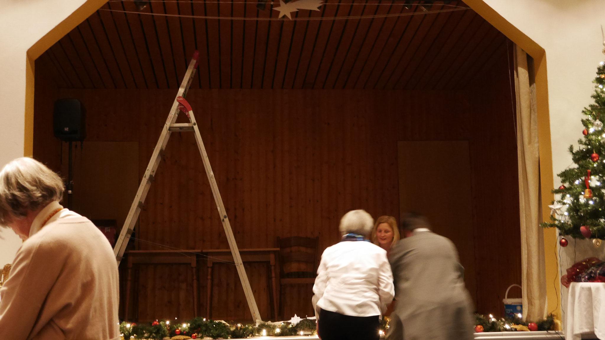Das war die letzte Weihnachtsfeier bei Binge...