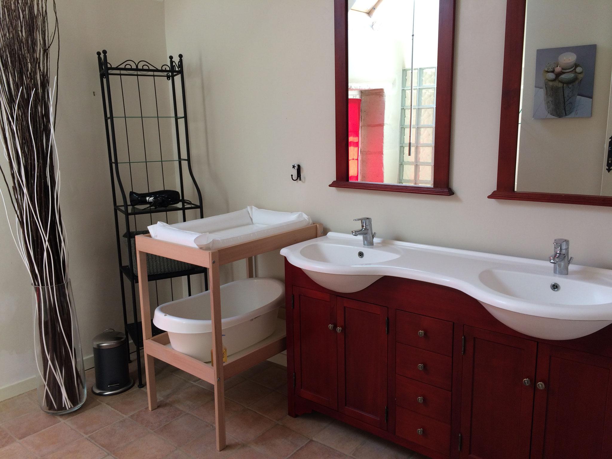 Salle de bain n° 1