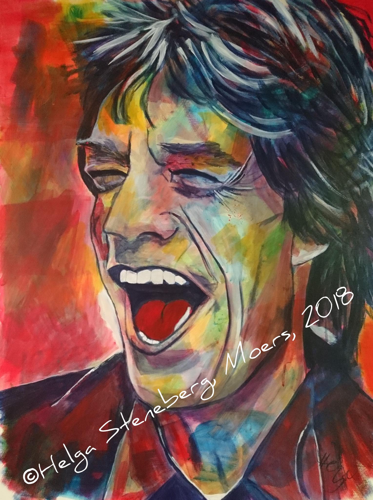 Mick Jagger  - verkauft