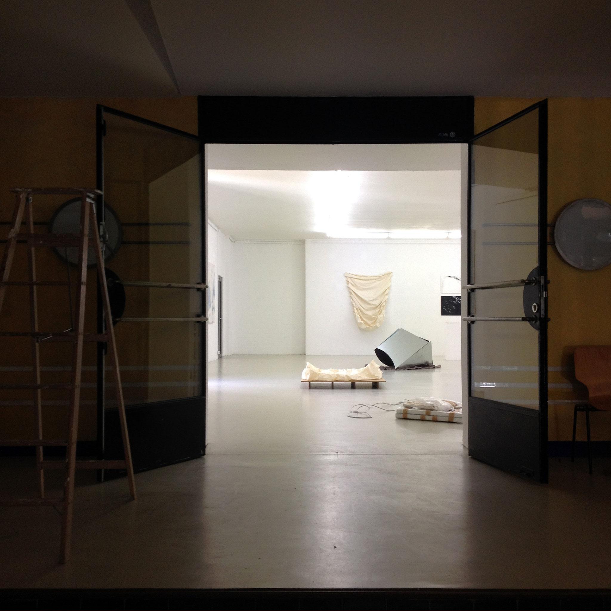 Ausstellung Künstlerhaus Sootbörn Hamburg