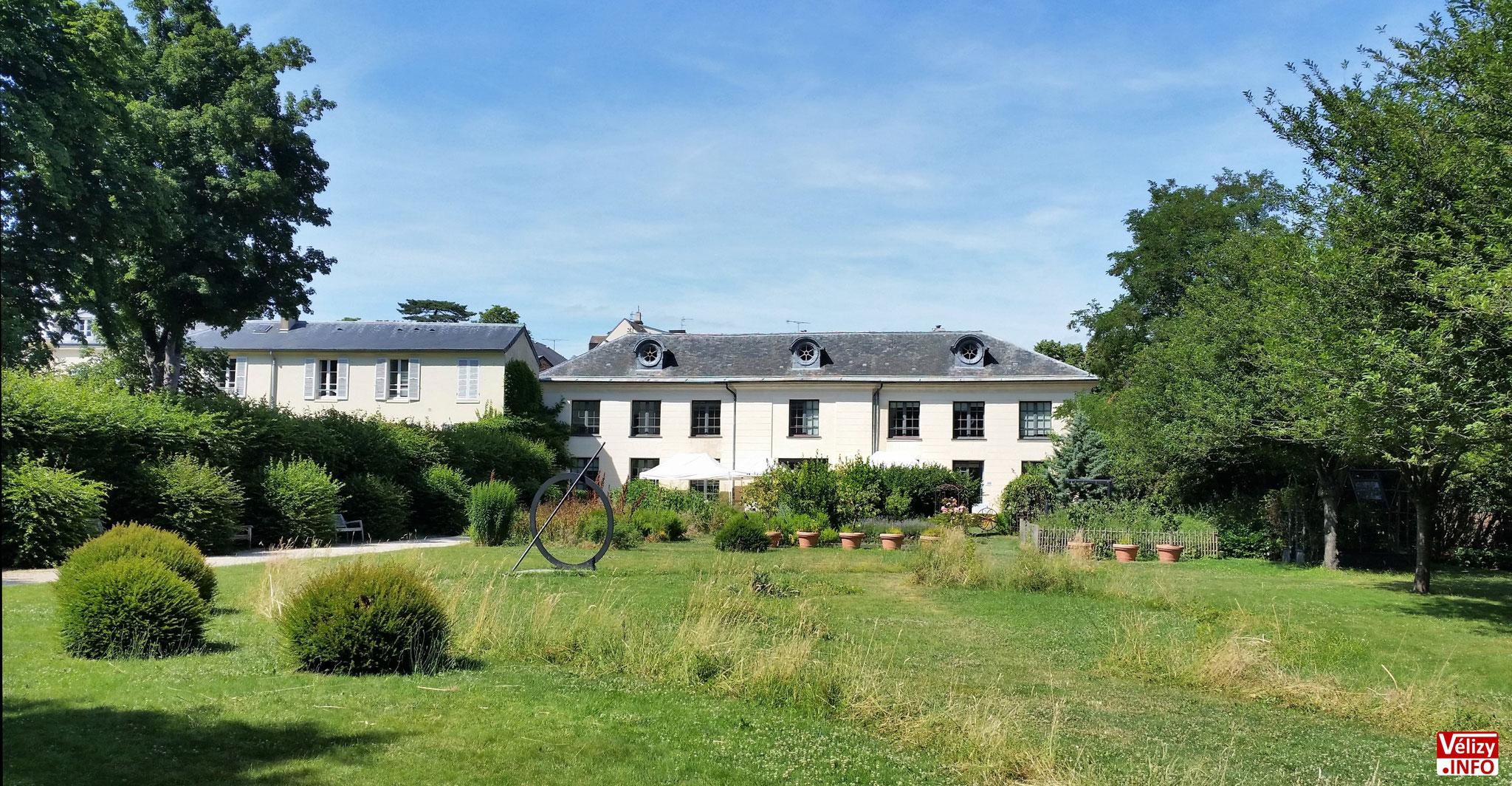 L'orangerie - Domaine de Montreuil dit de Madame Élisabeth – Versailles.
