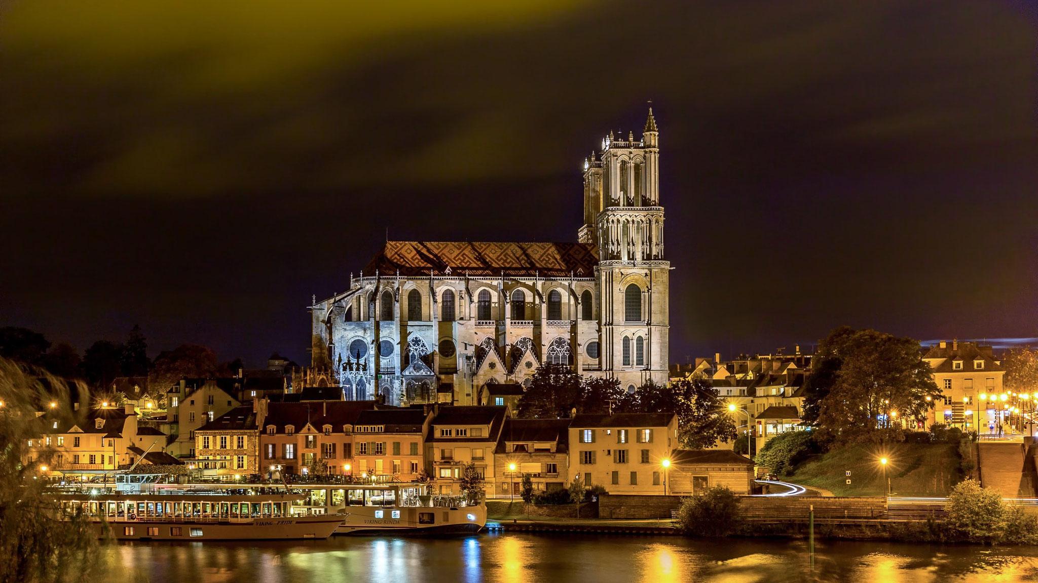 Collégiale Notre-Dame de Mantes-la-Jolie.