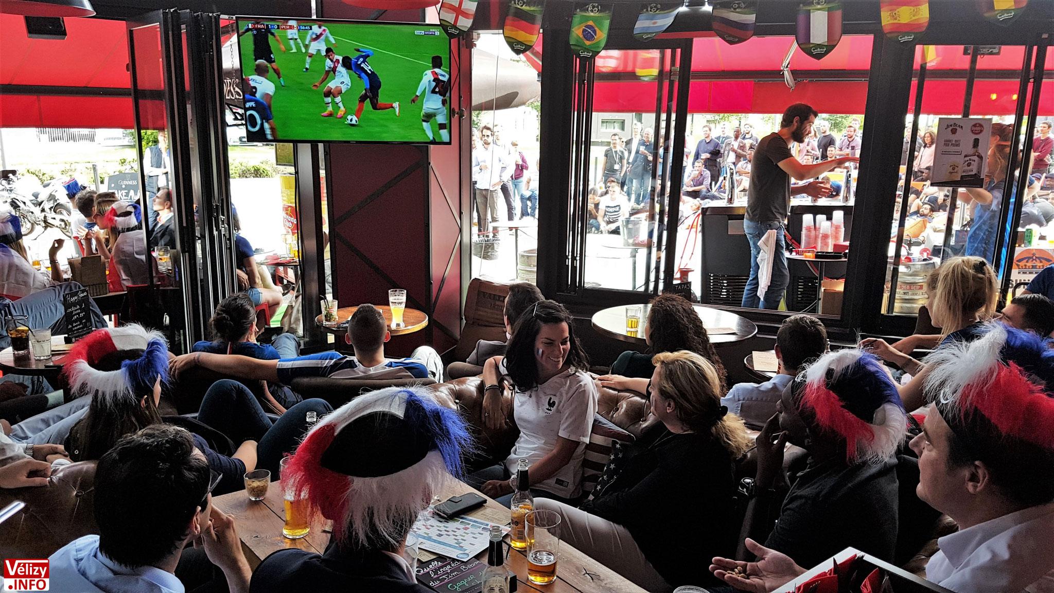 Doddy's Coffee Vélizy - Coupe du Monde de la FIFA, Russie 2018™