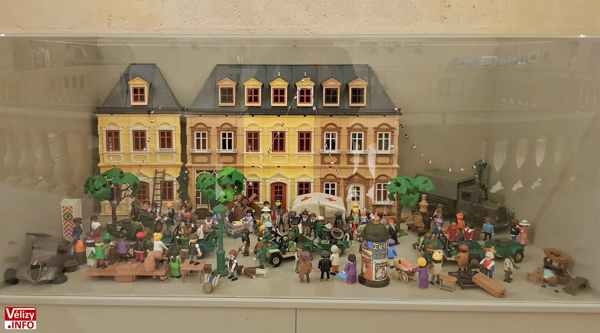 LA LIBÉRATION DE PARIS – création de Jean-Philippe BROUSSIN.