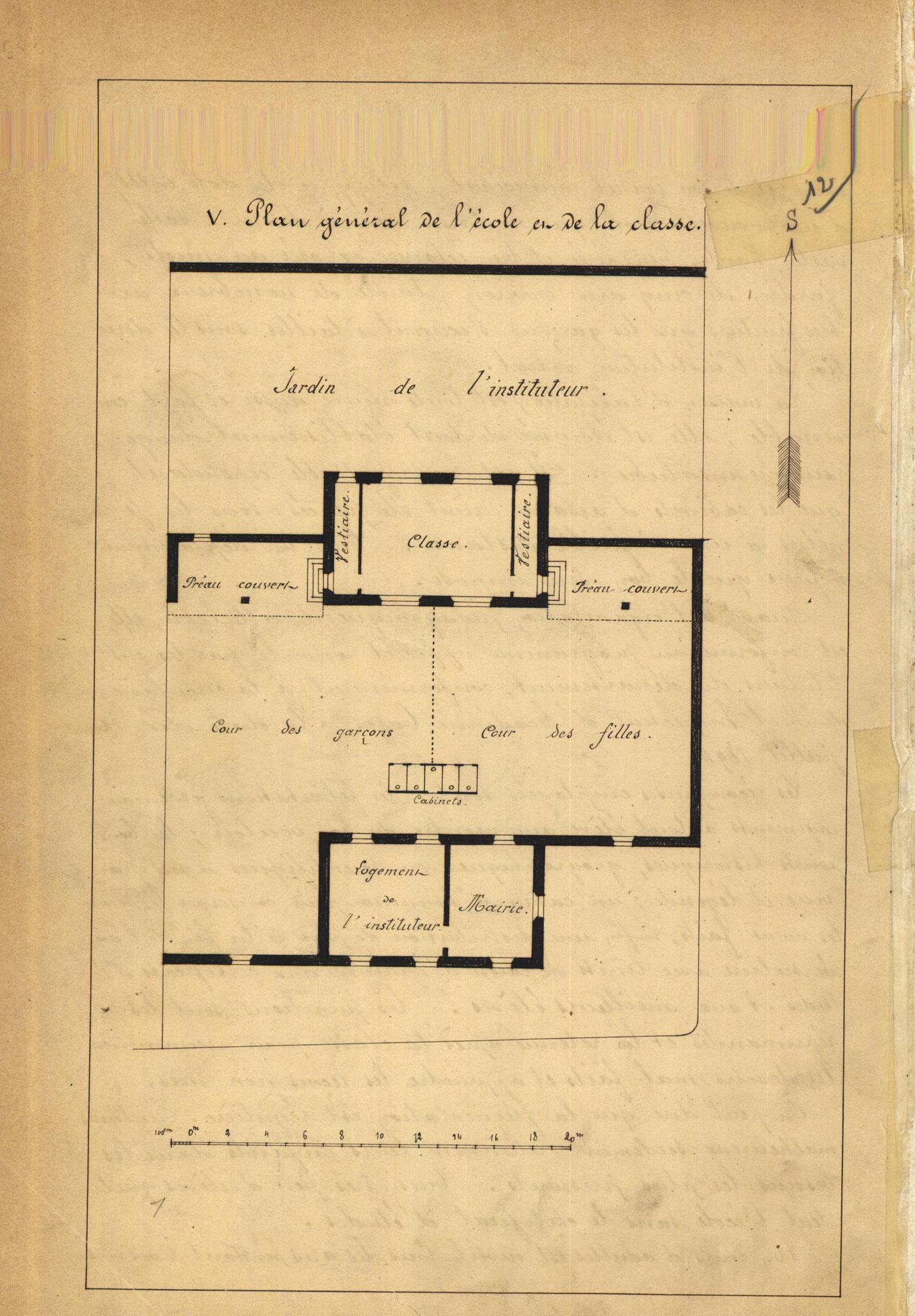 Page 12 - Monographie communale de l'instituteur de Vélizy, 1899