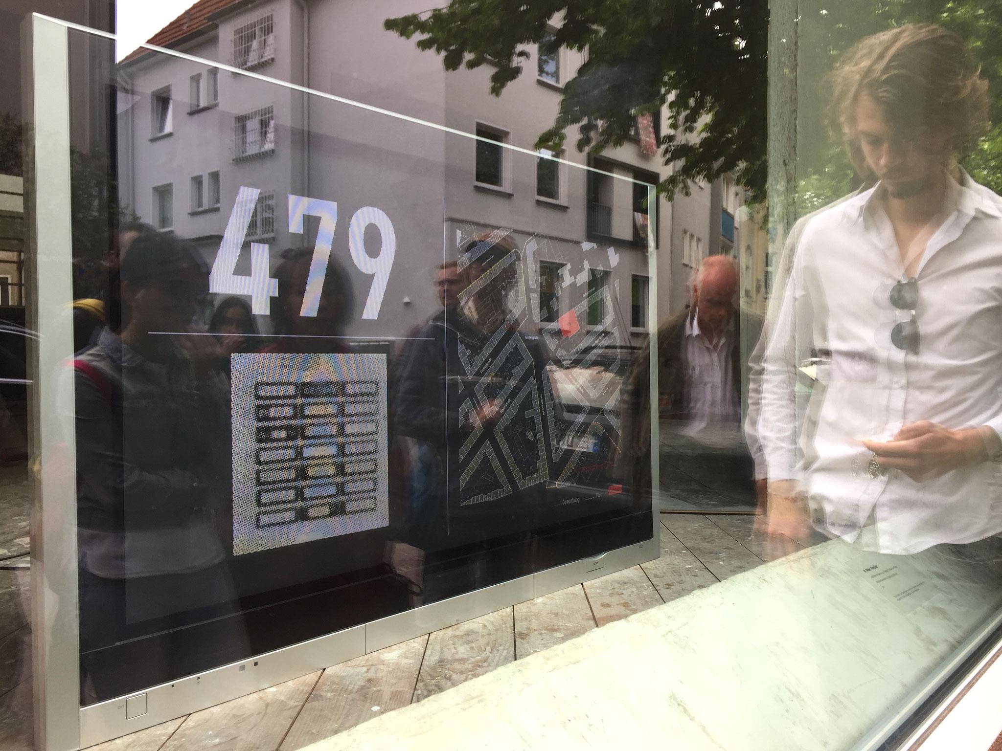 """Matthias Weber: """"Flurstück"""""""
