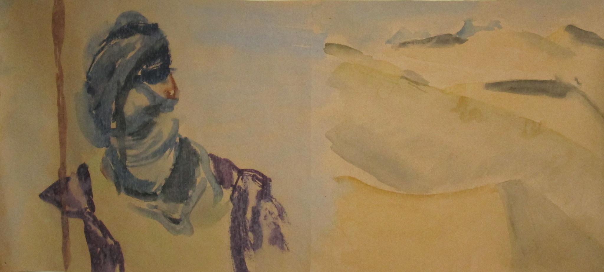 Targi aus der Sahara