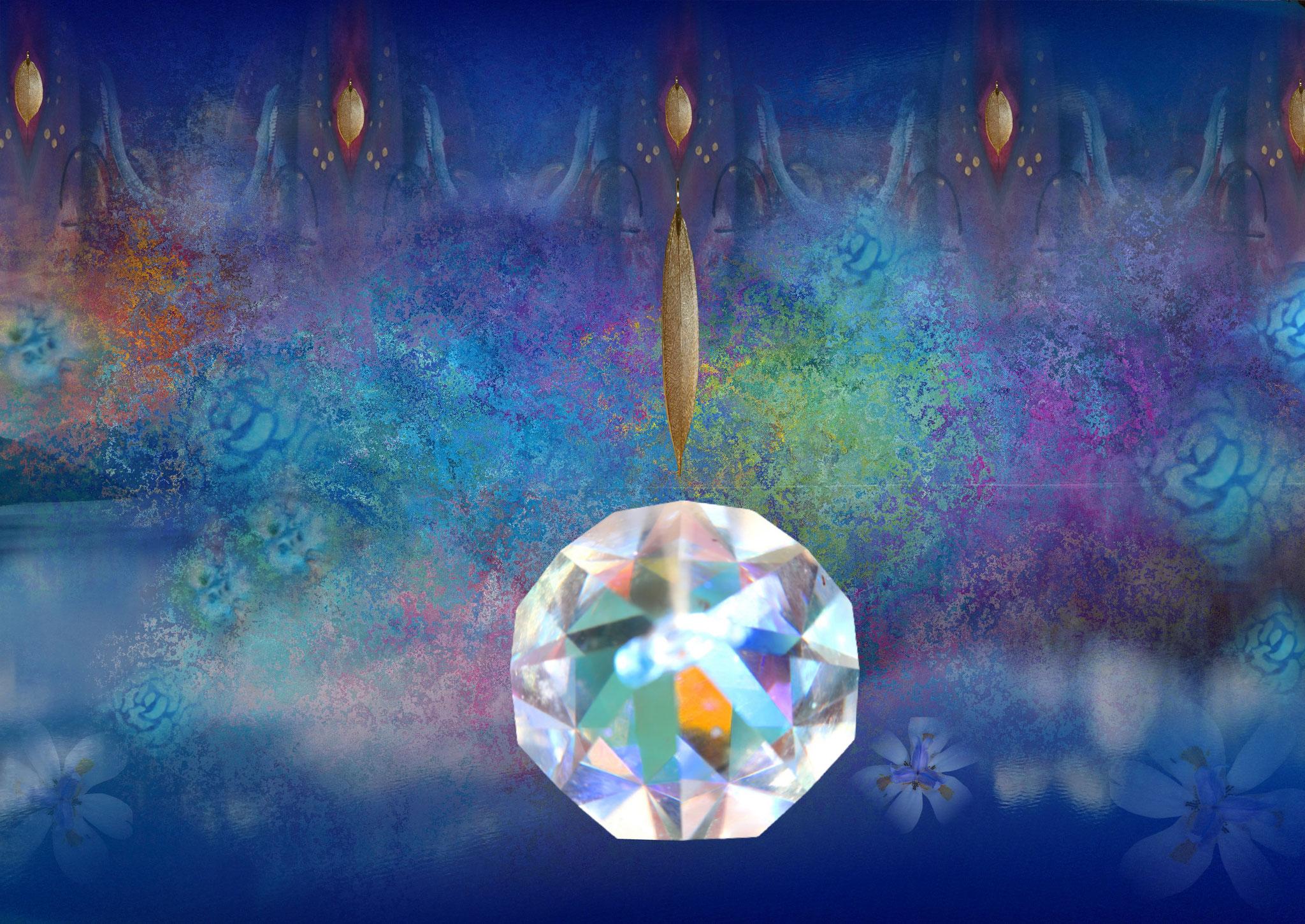 Kristall-klar