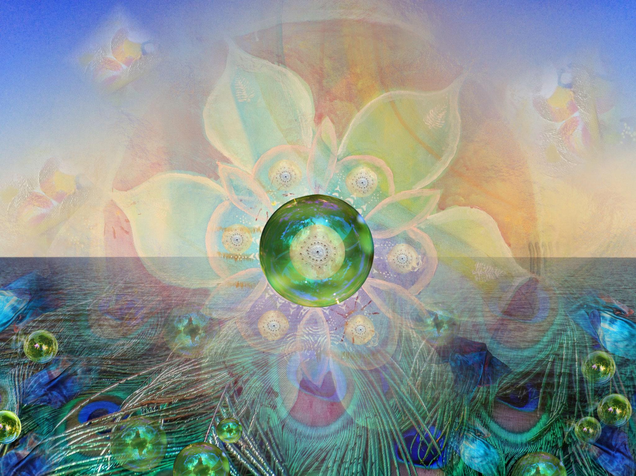 7 - Sonnen-Mandala