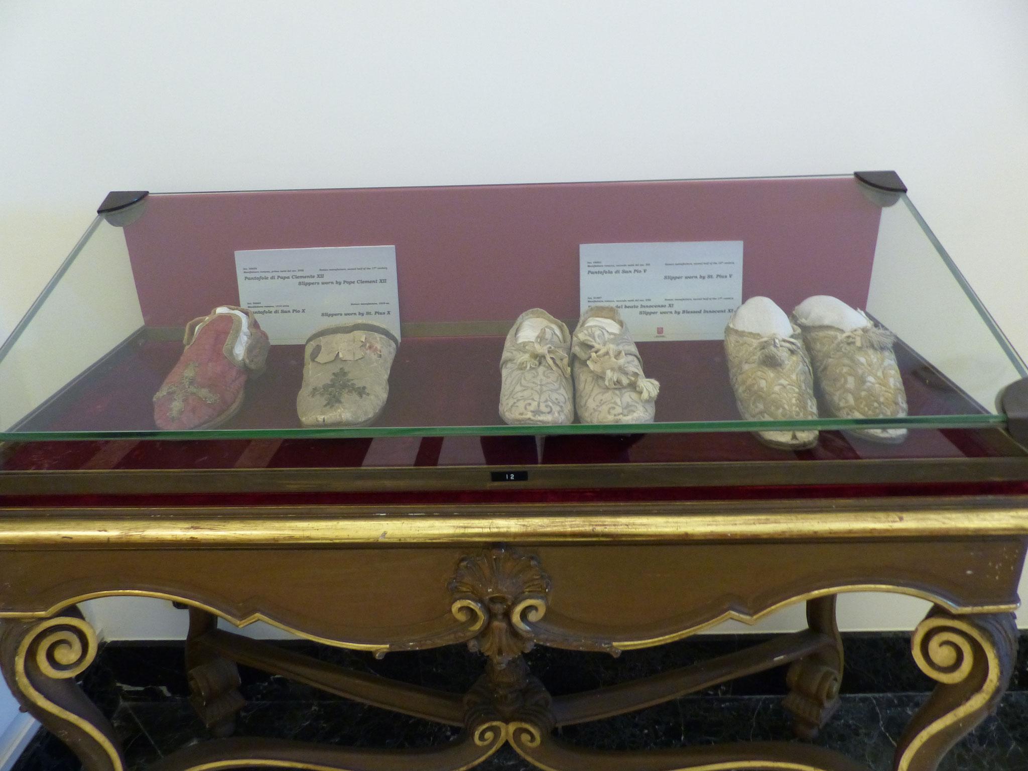 Papst Schuhe