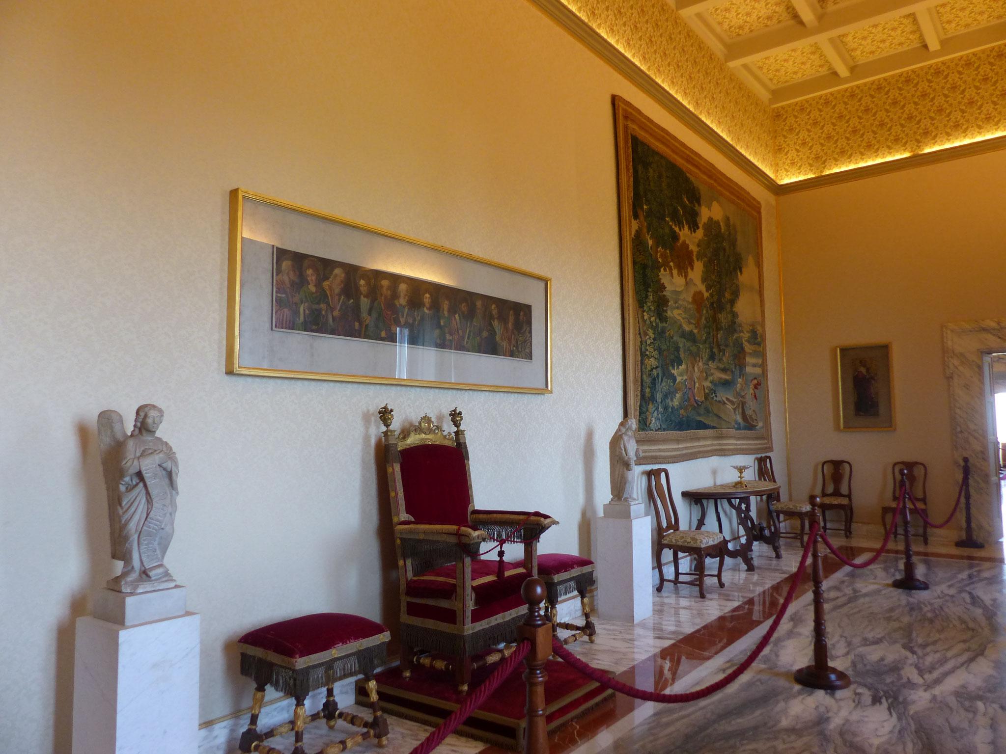 Raum für Politiker Treffen