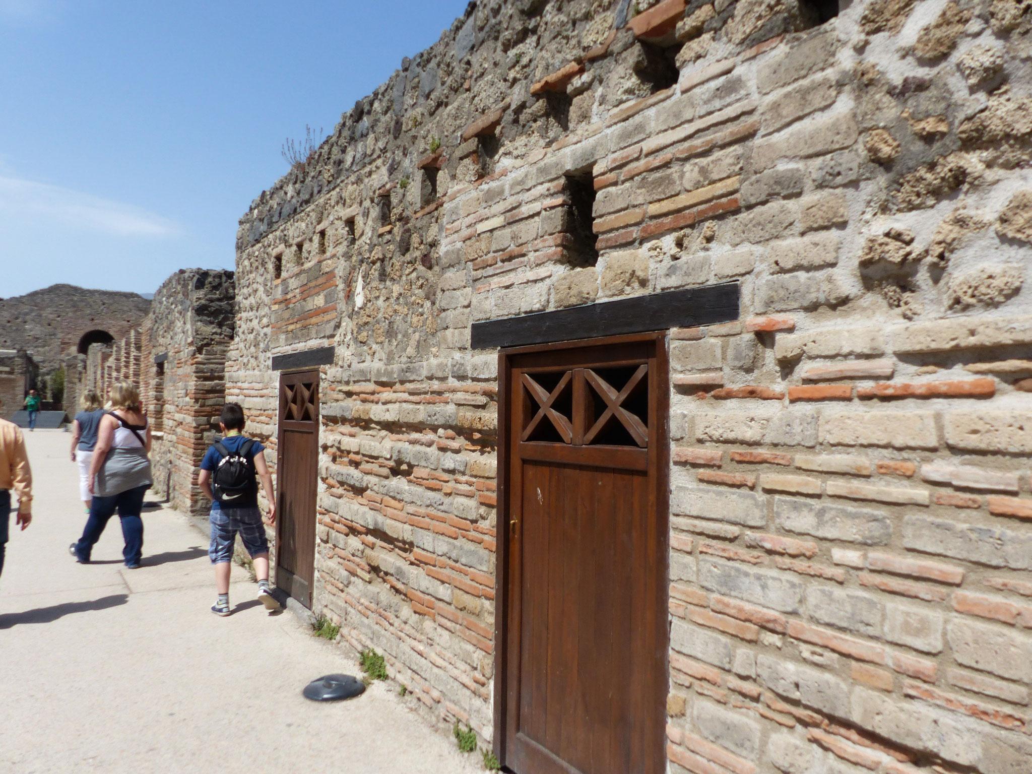 Zimmer der Gladiatoren