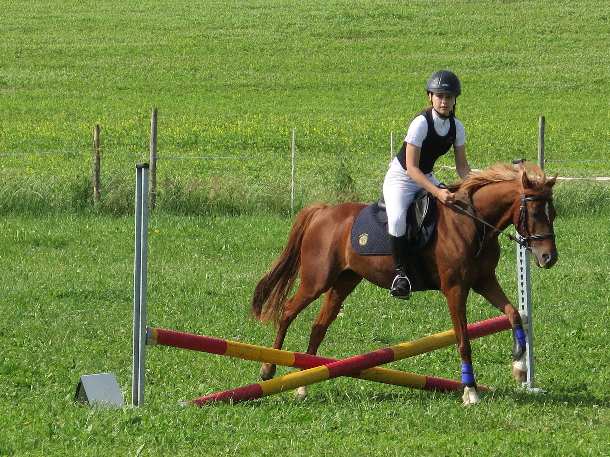Sonntag, 13.06.2021 Ponysporttag Tobel