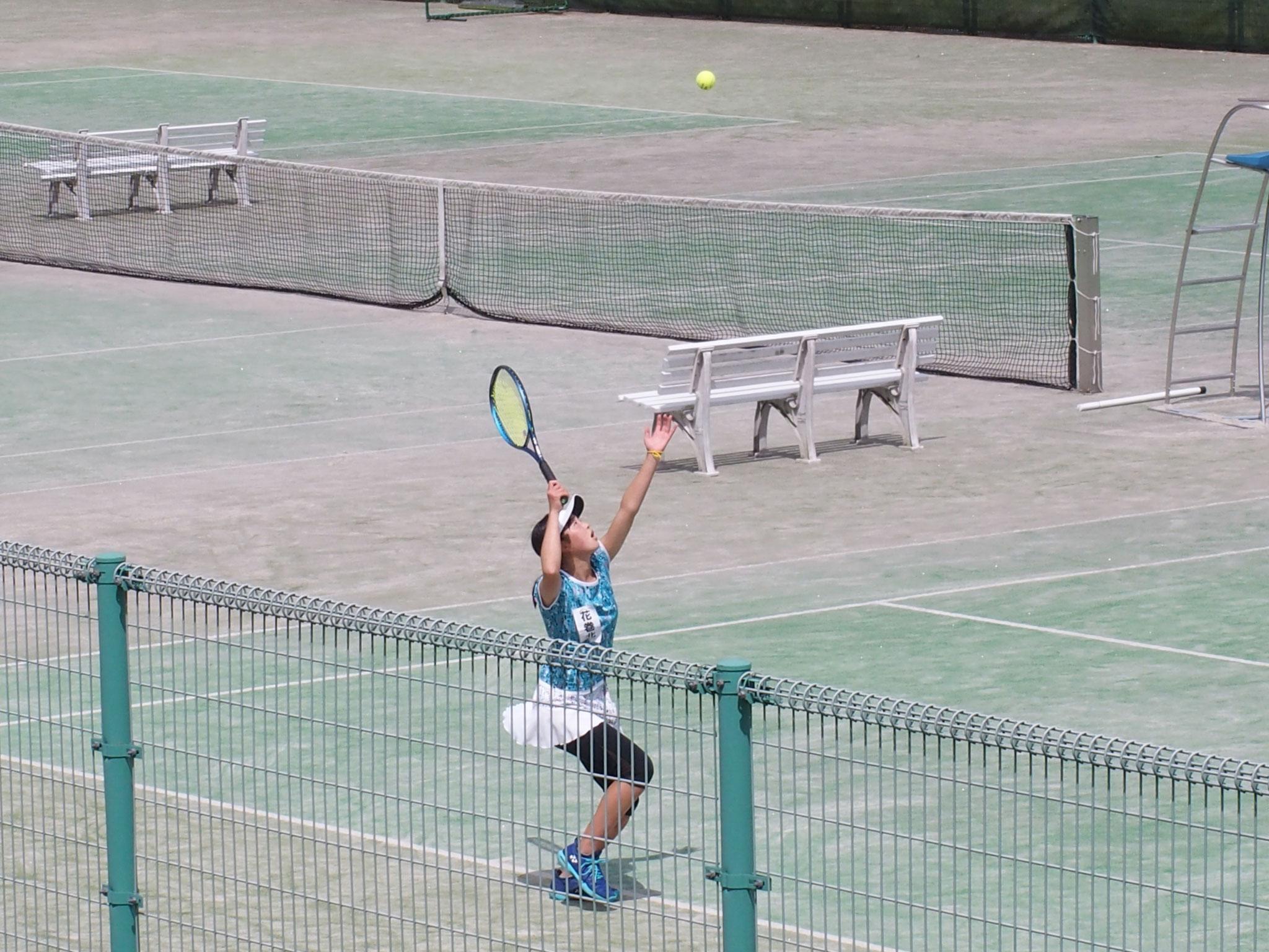 【テニス】5/28~30 @大田テニスコート