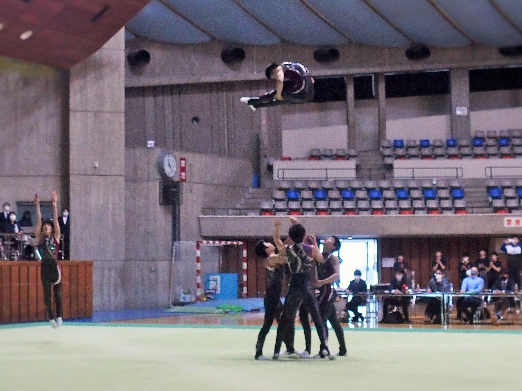 【新体操】5/29~30 @岩手県営体育館