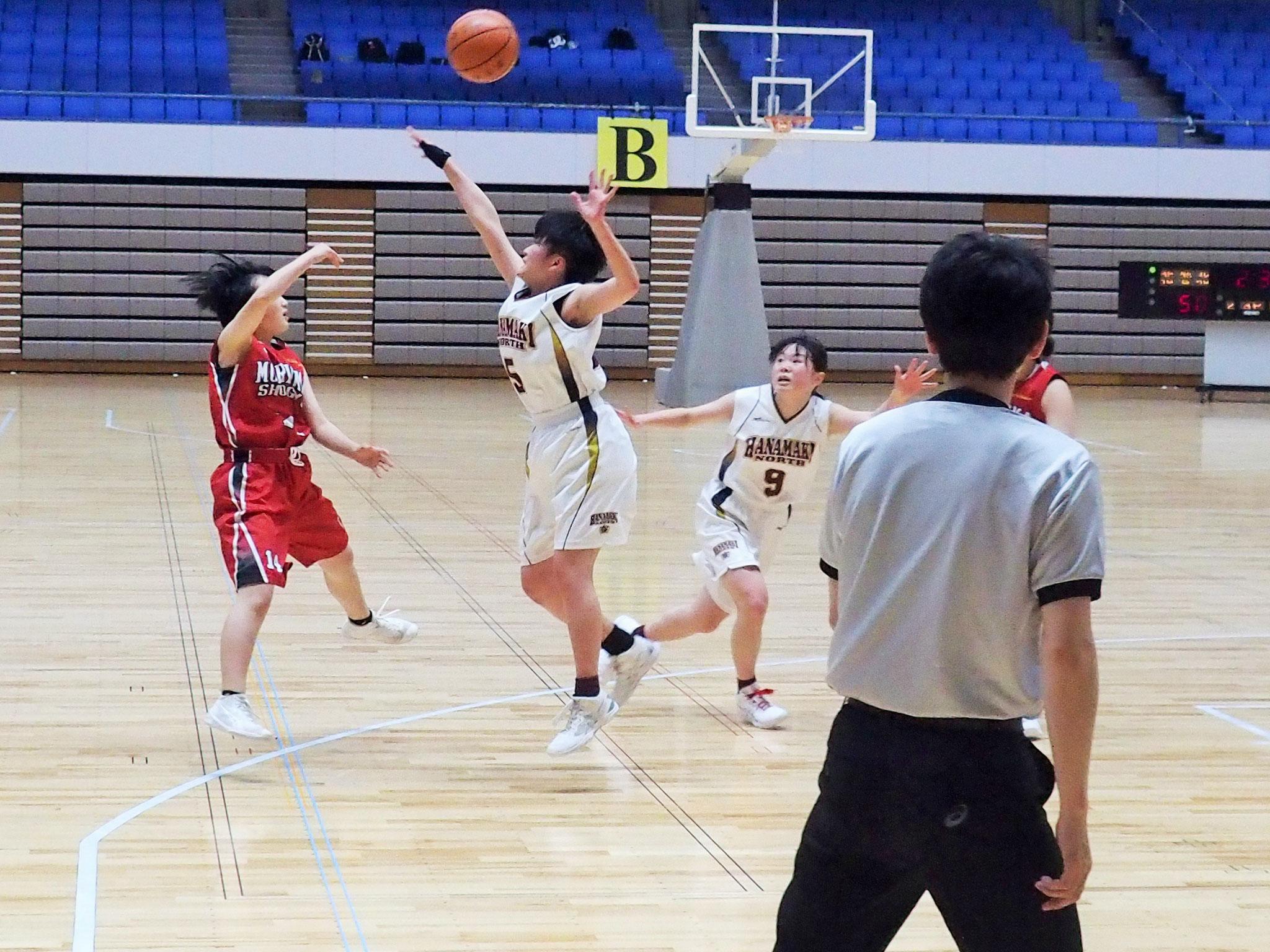 【バスケットボール】5/26~30 @奥州市総合体育館 他